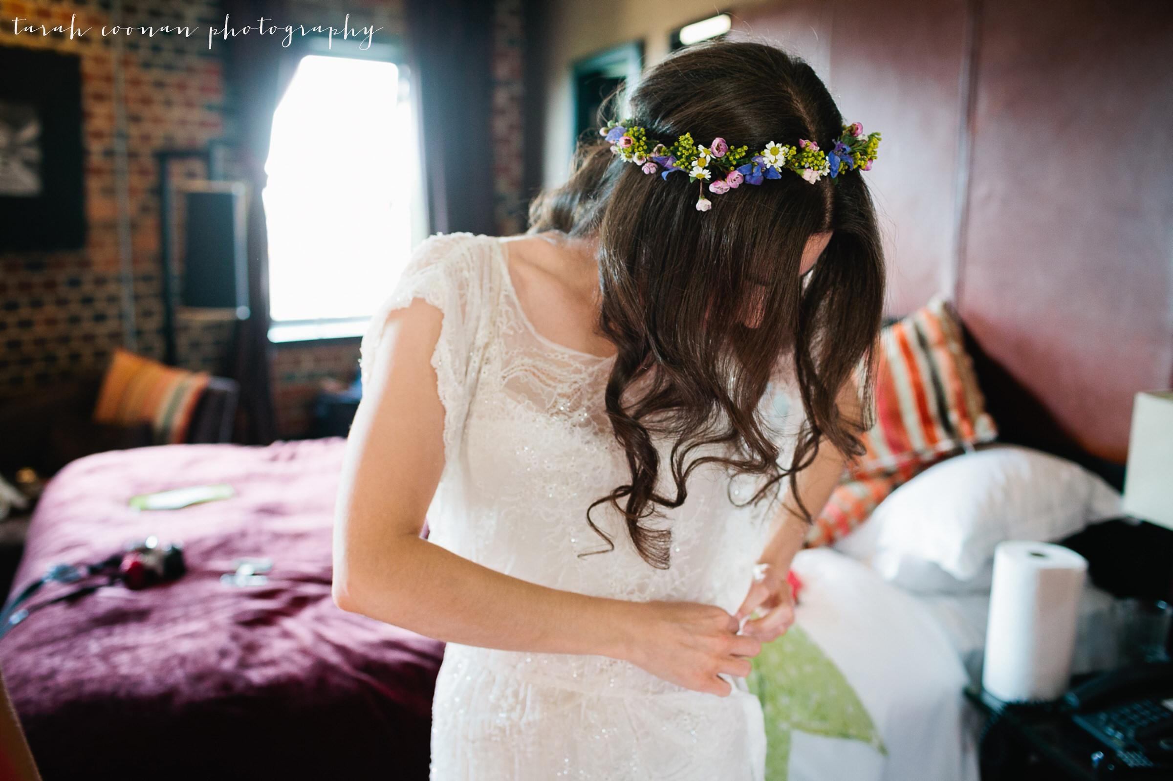 minna wedding dress