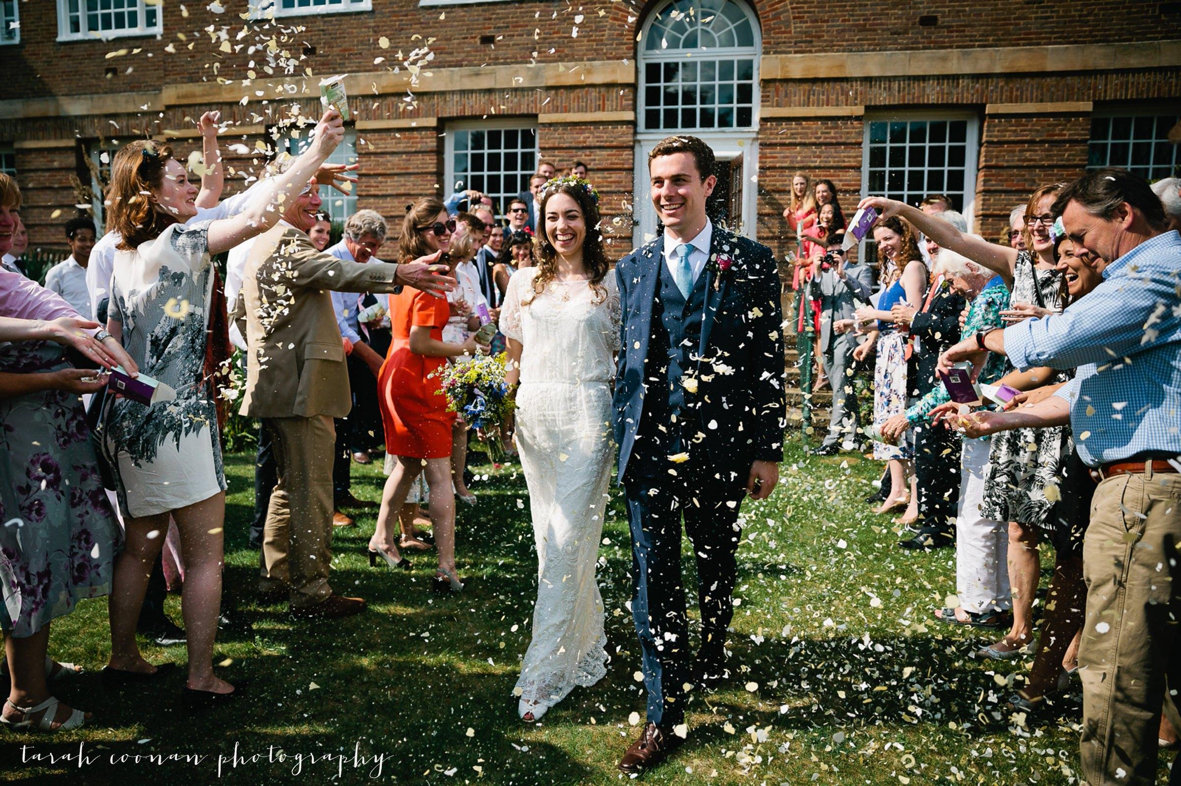 LMH wedding reception