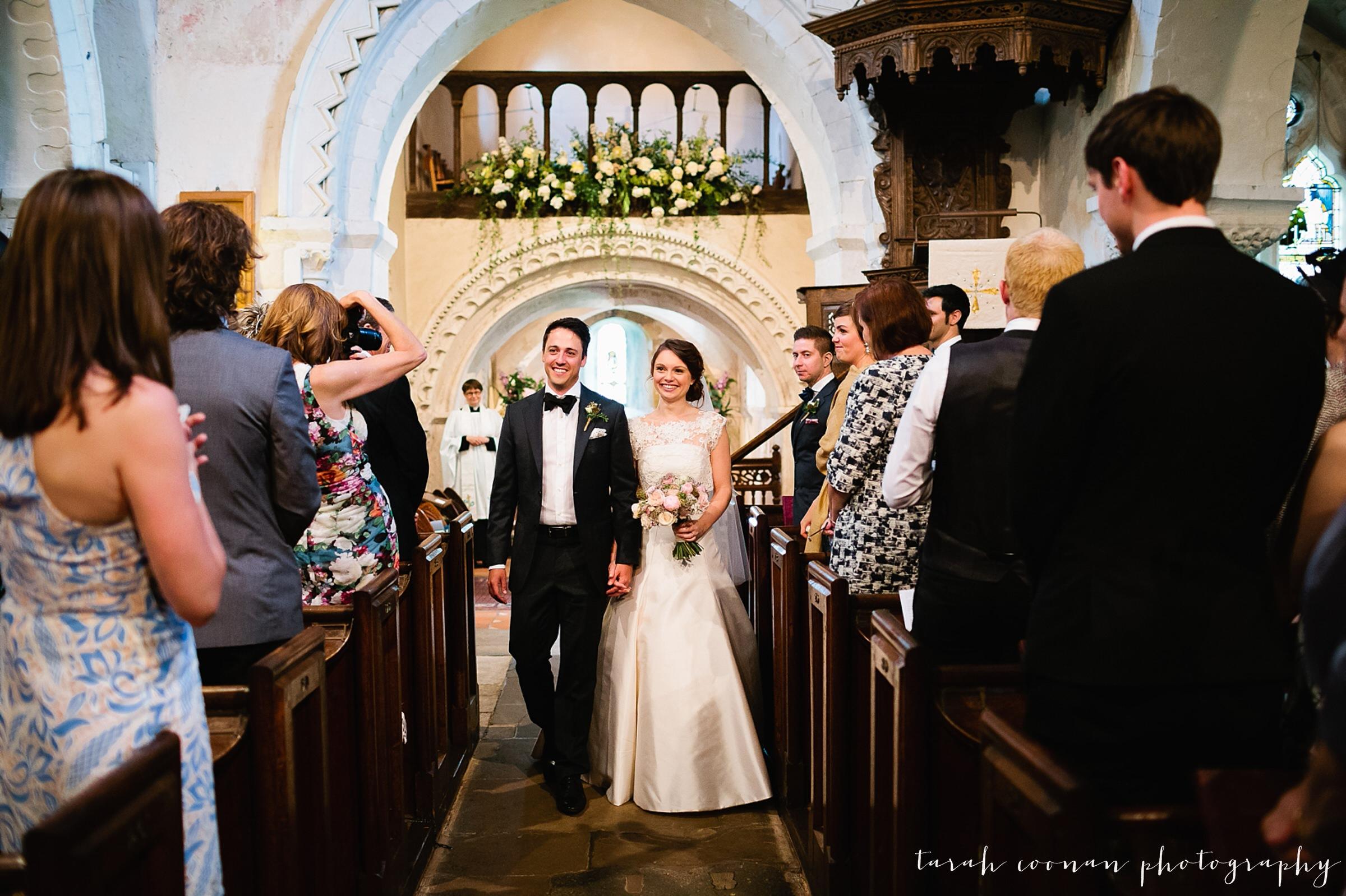 wisley wedding ceremony
