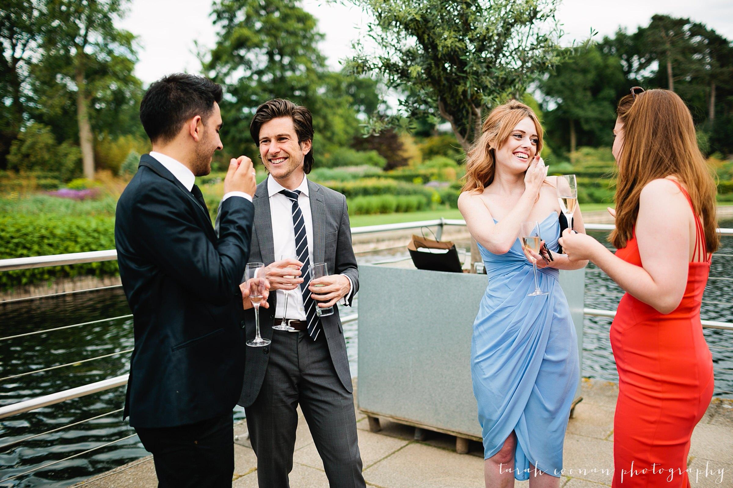 RHW Wisley drinks reception