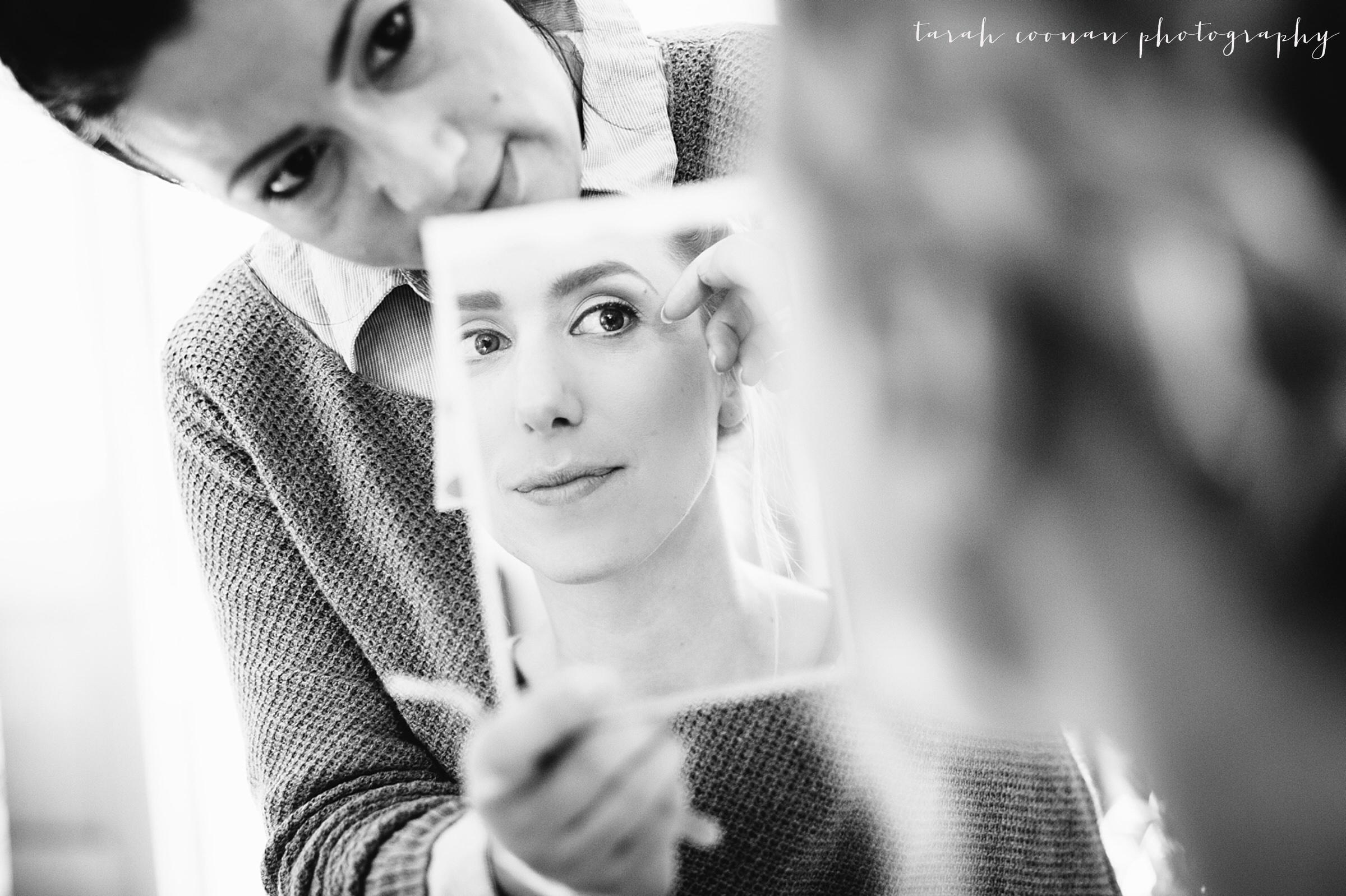 Ana Ospina makeup