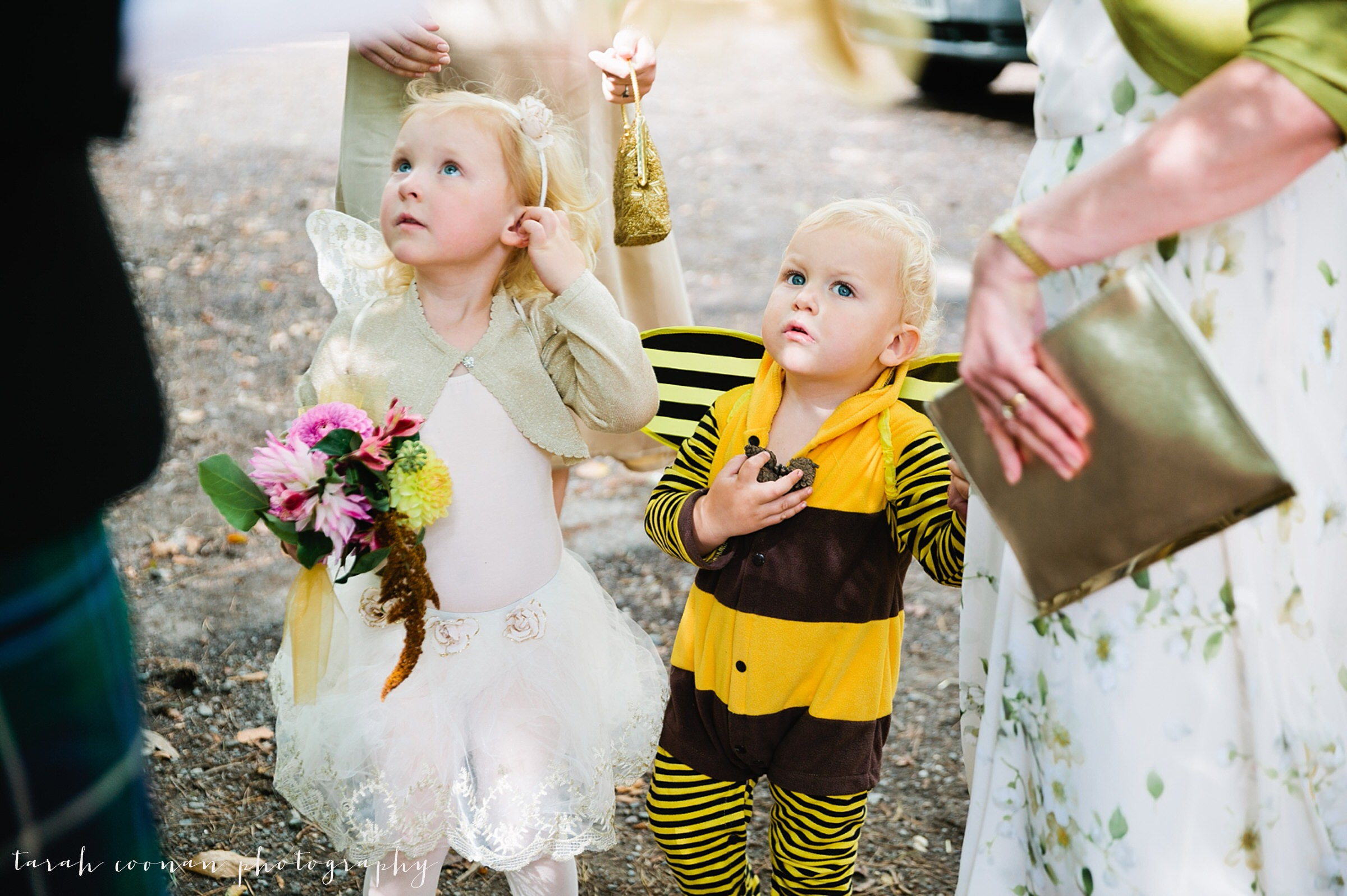 bumble bee wedding