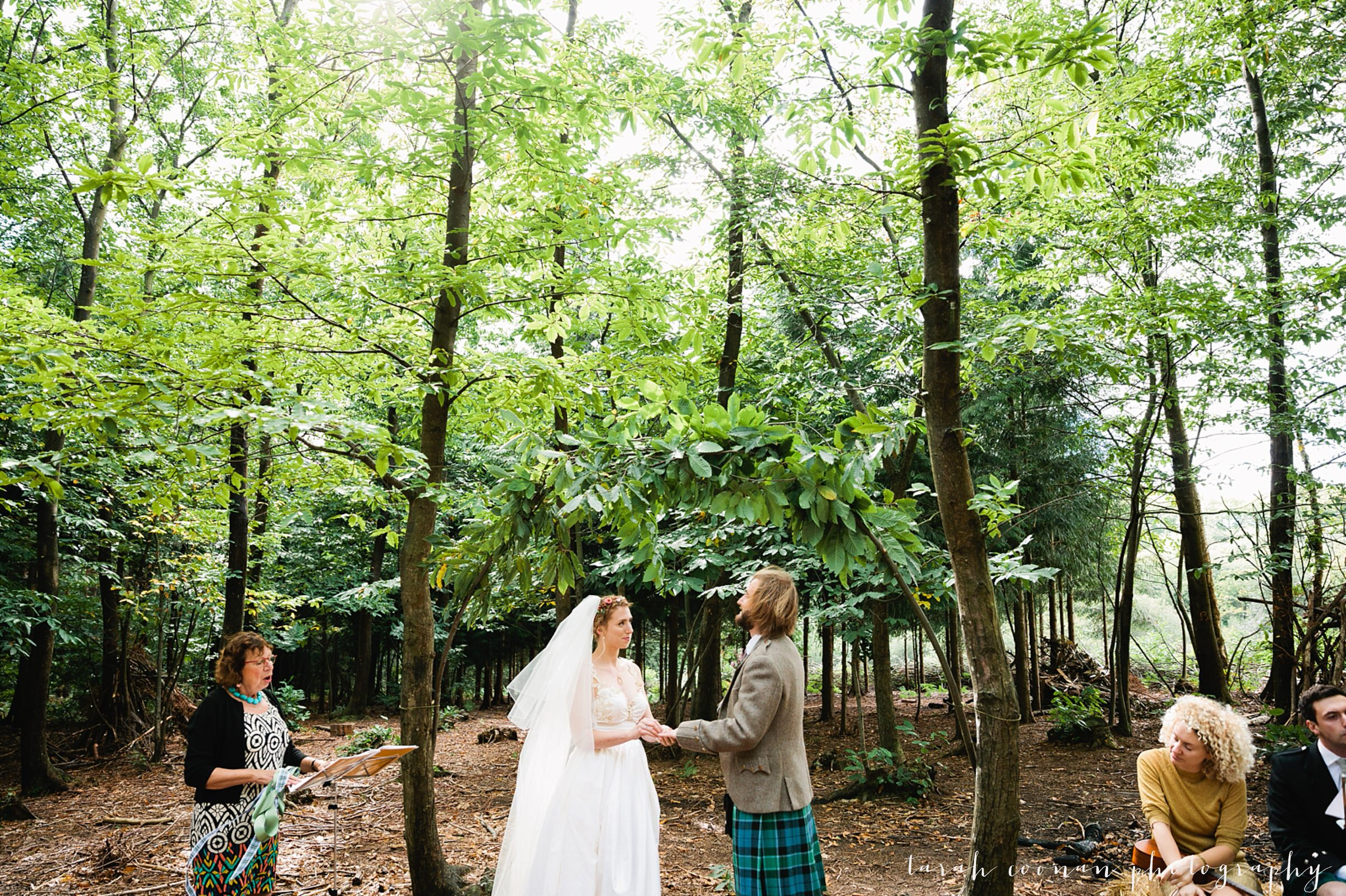 forest wedding uk