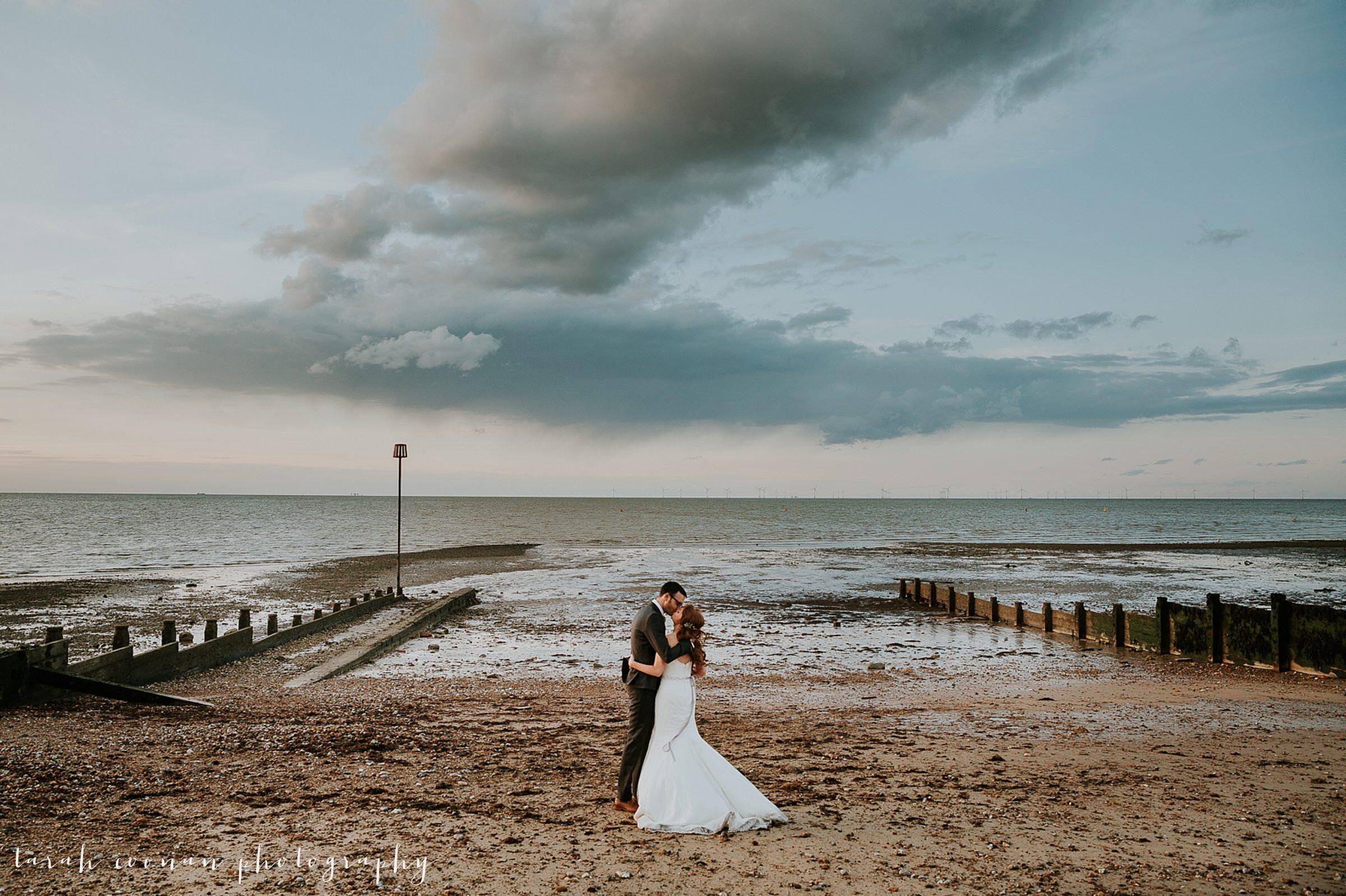 East Quay Whitstable wedding - Kat & Alex