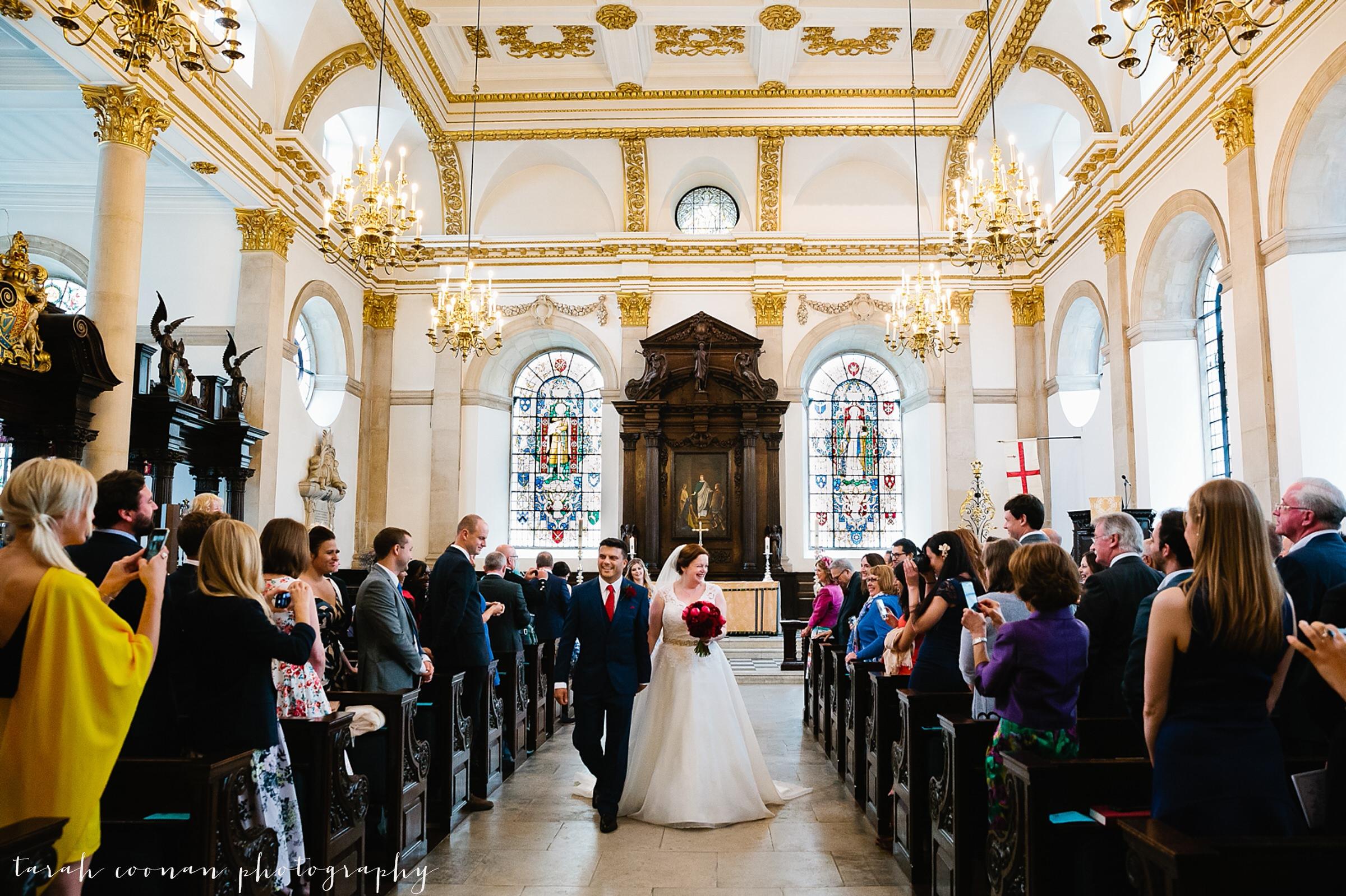 St Lawrence Jewry wedding london