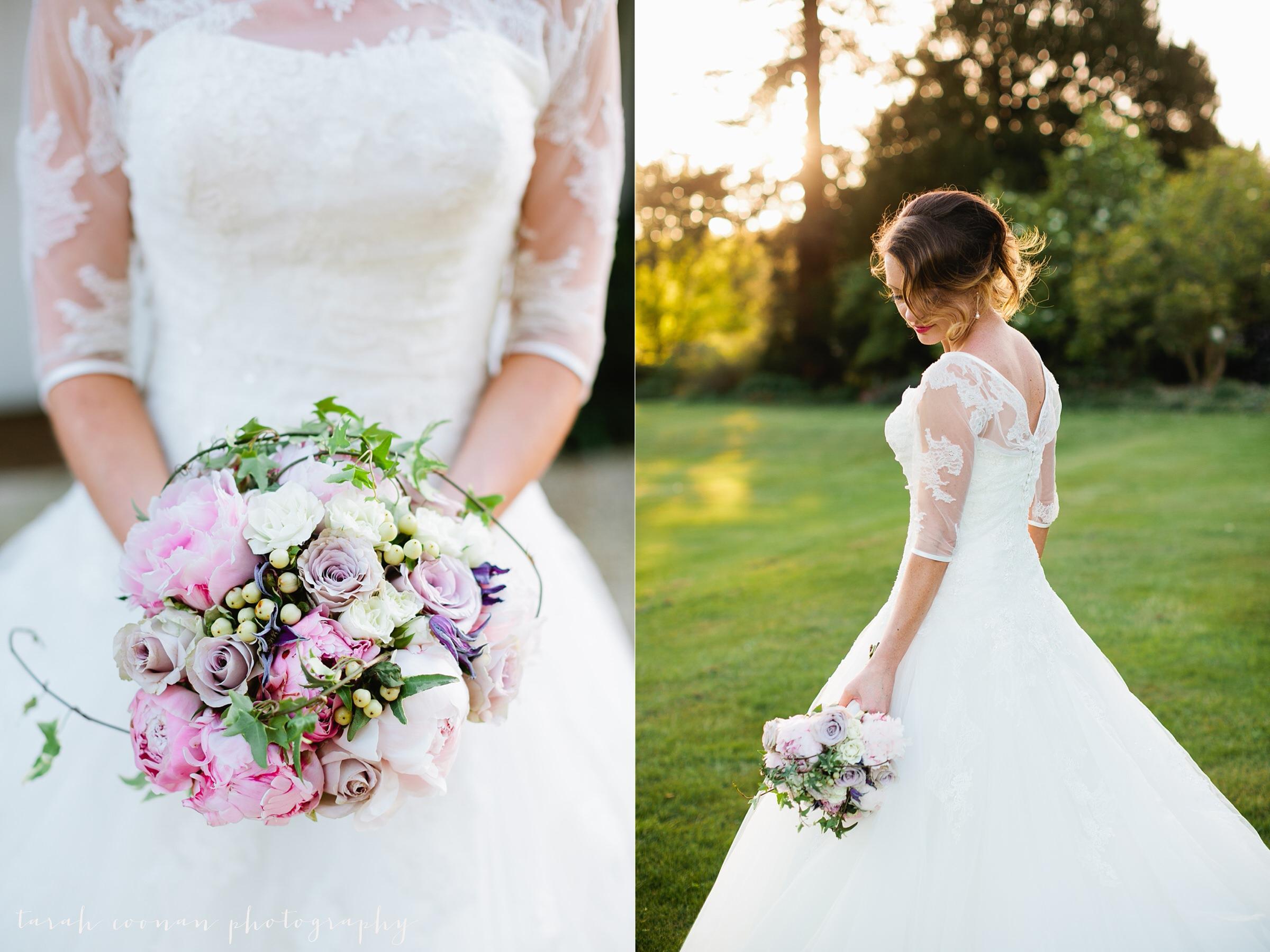 bridal bouquet surrey