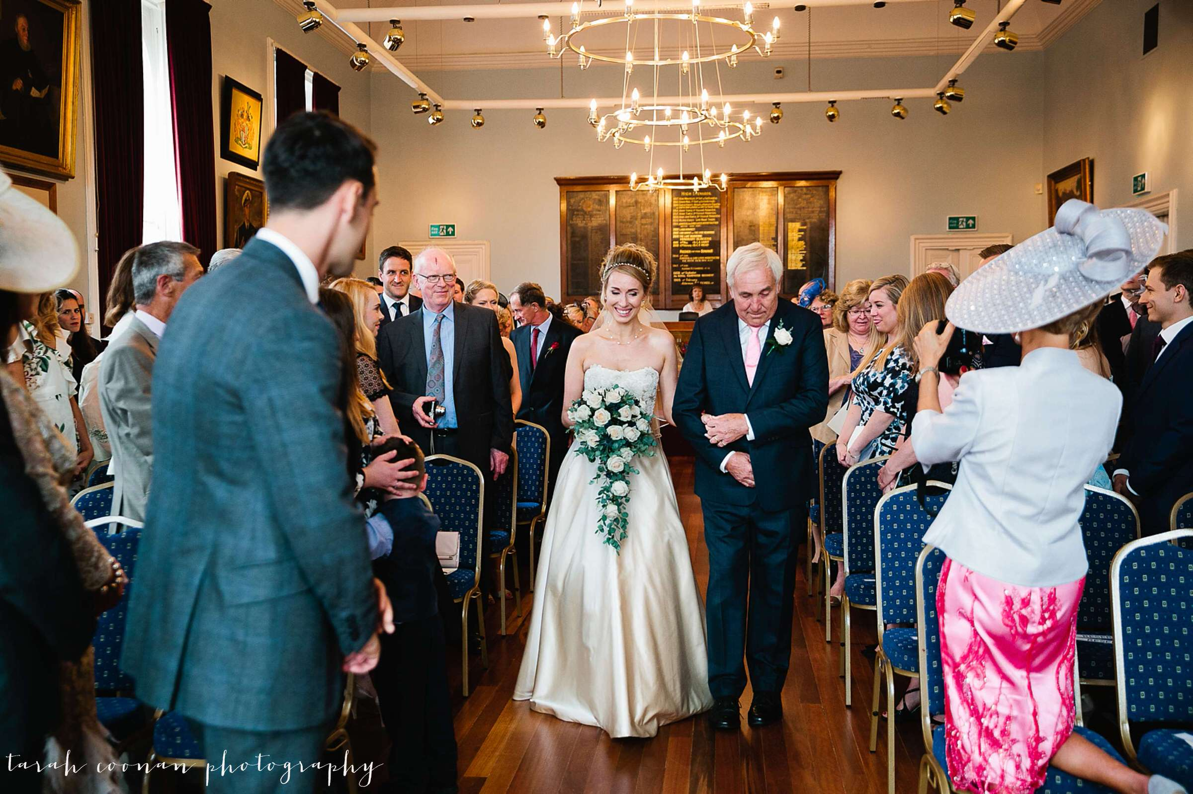 romsey town hall ceremony