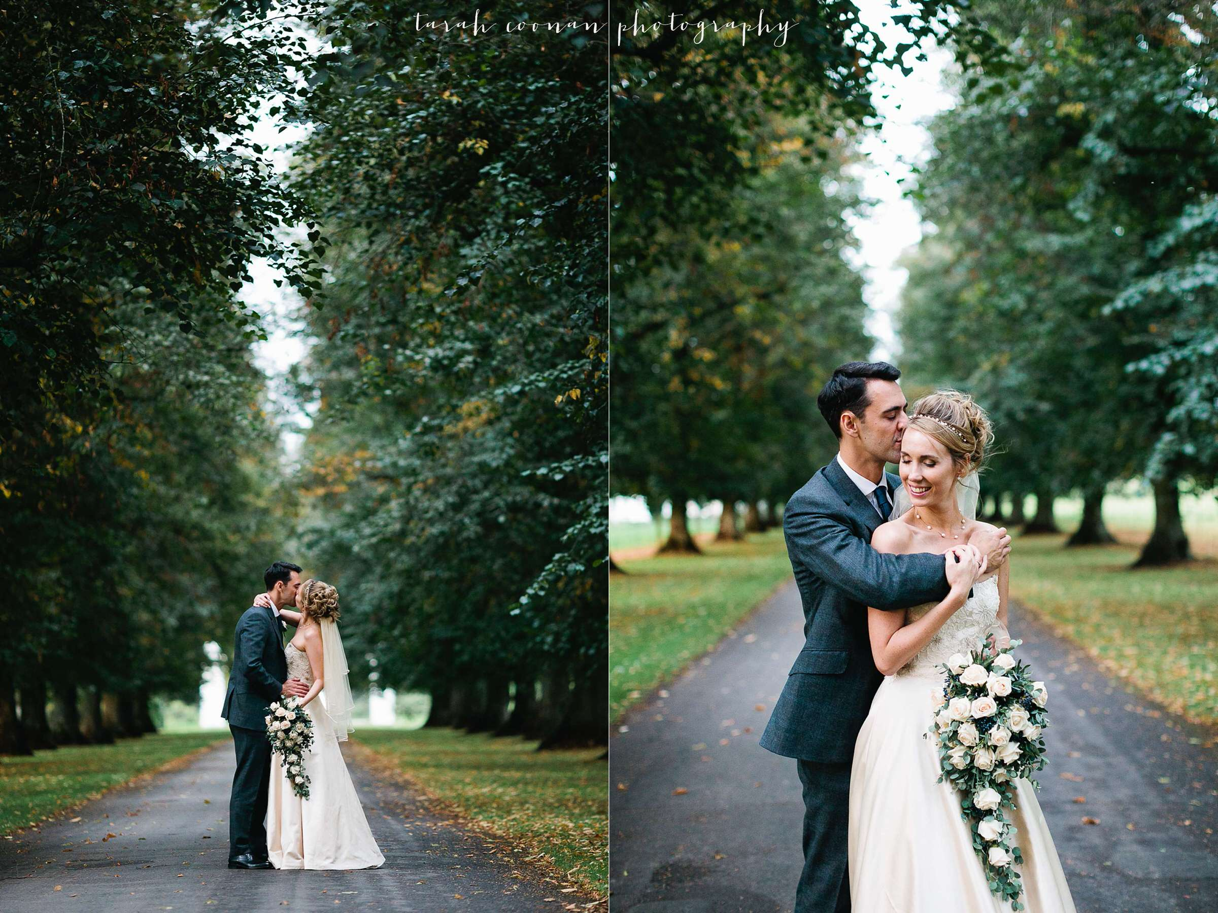 Avington Park wedding - Charlotte & Pete