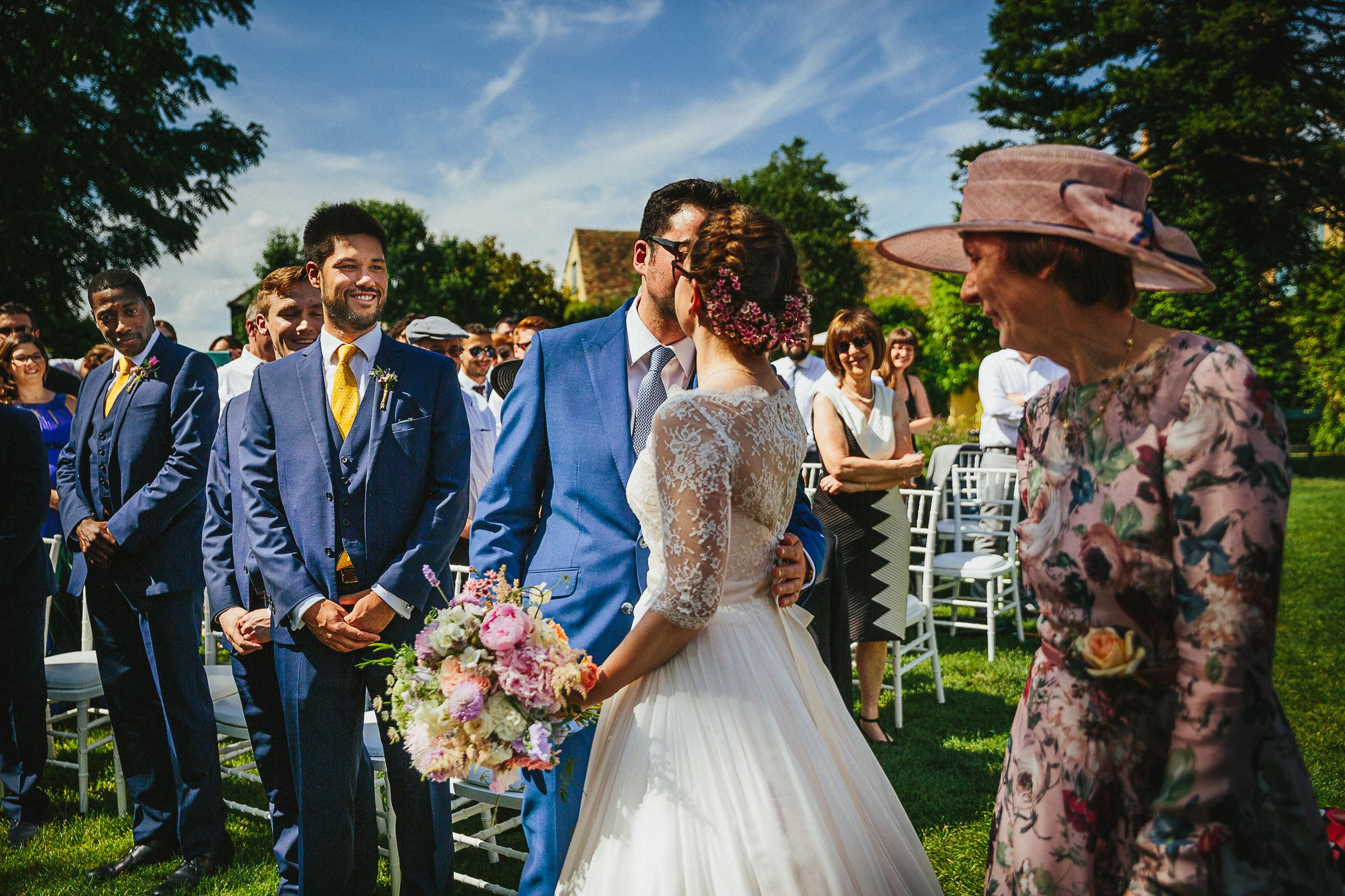 South Farm wedding - Toto & Benji