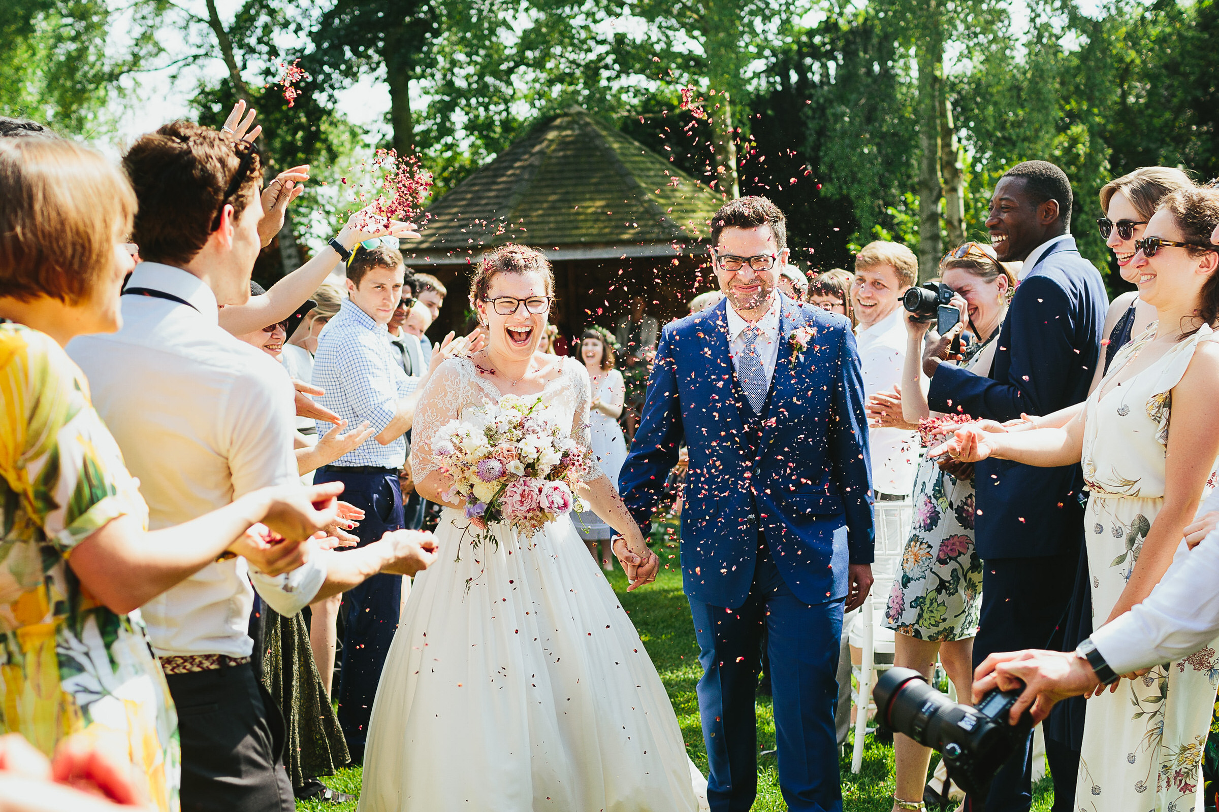Farm wedding UK
