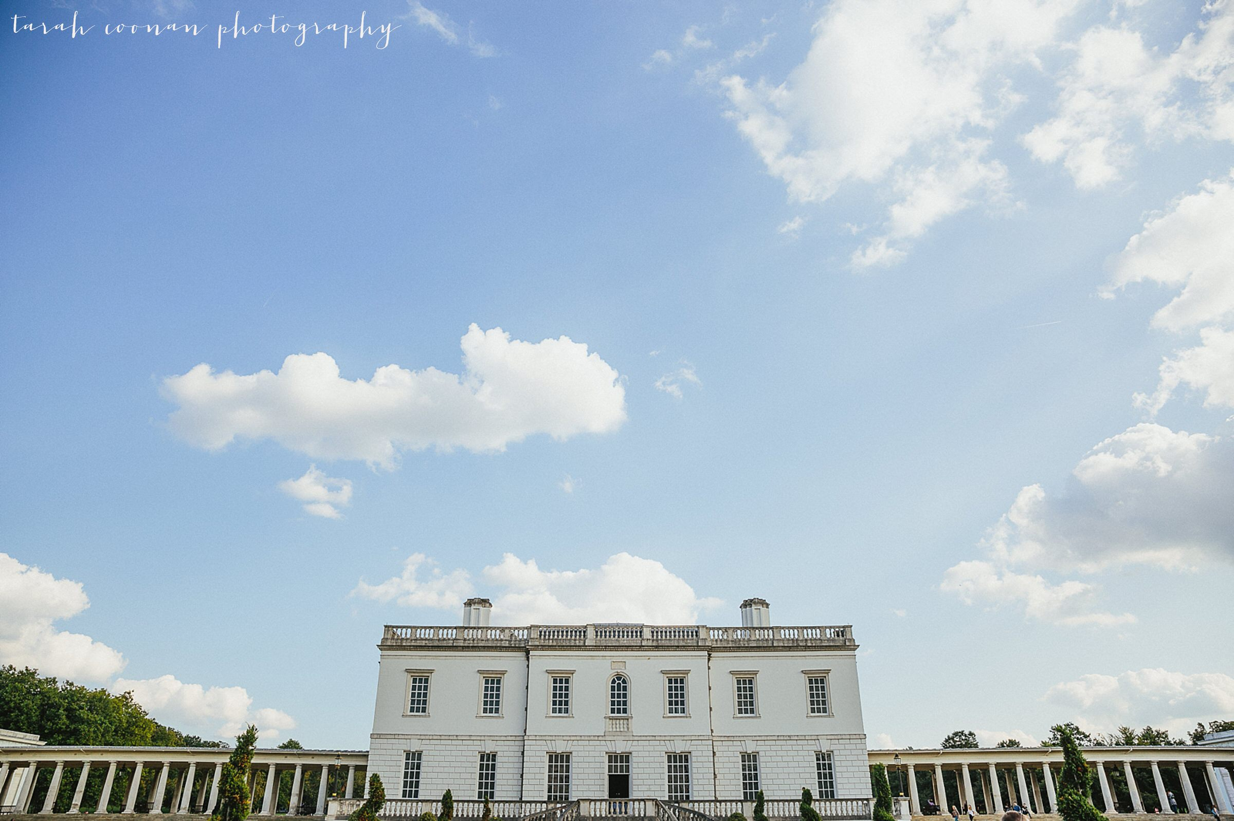 Greenwich wedding