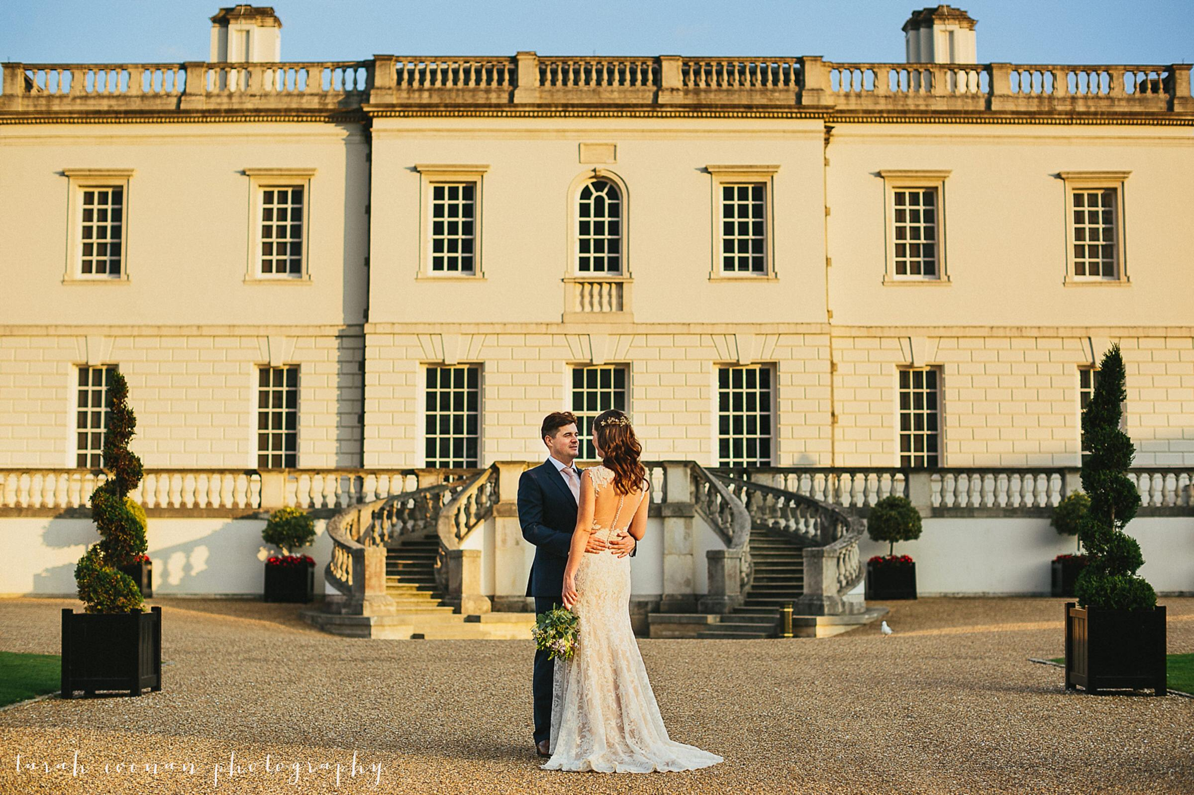 Queens House Greenwich wedding