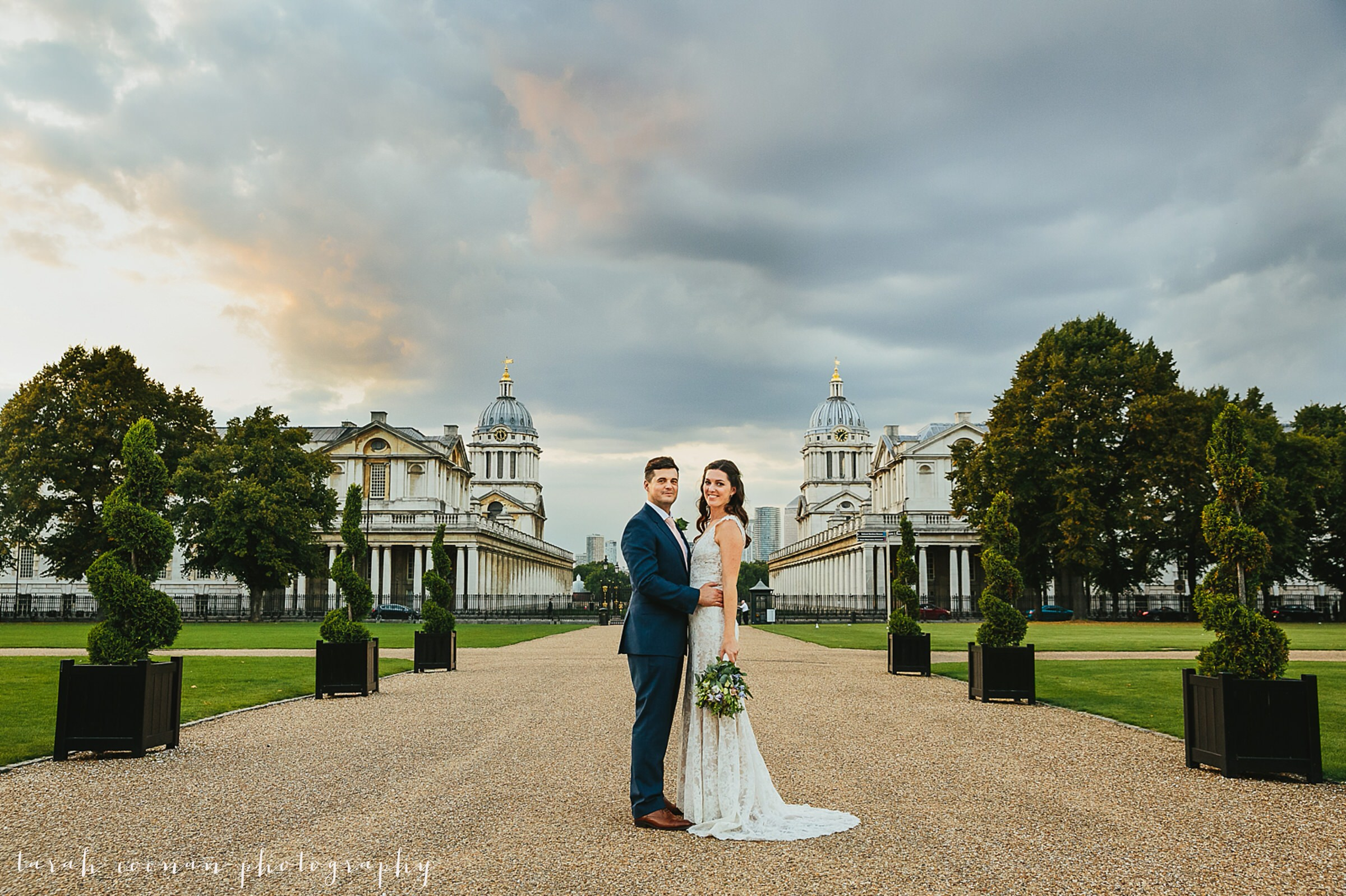 National Maritime Museum wedding