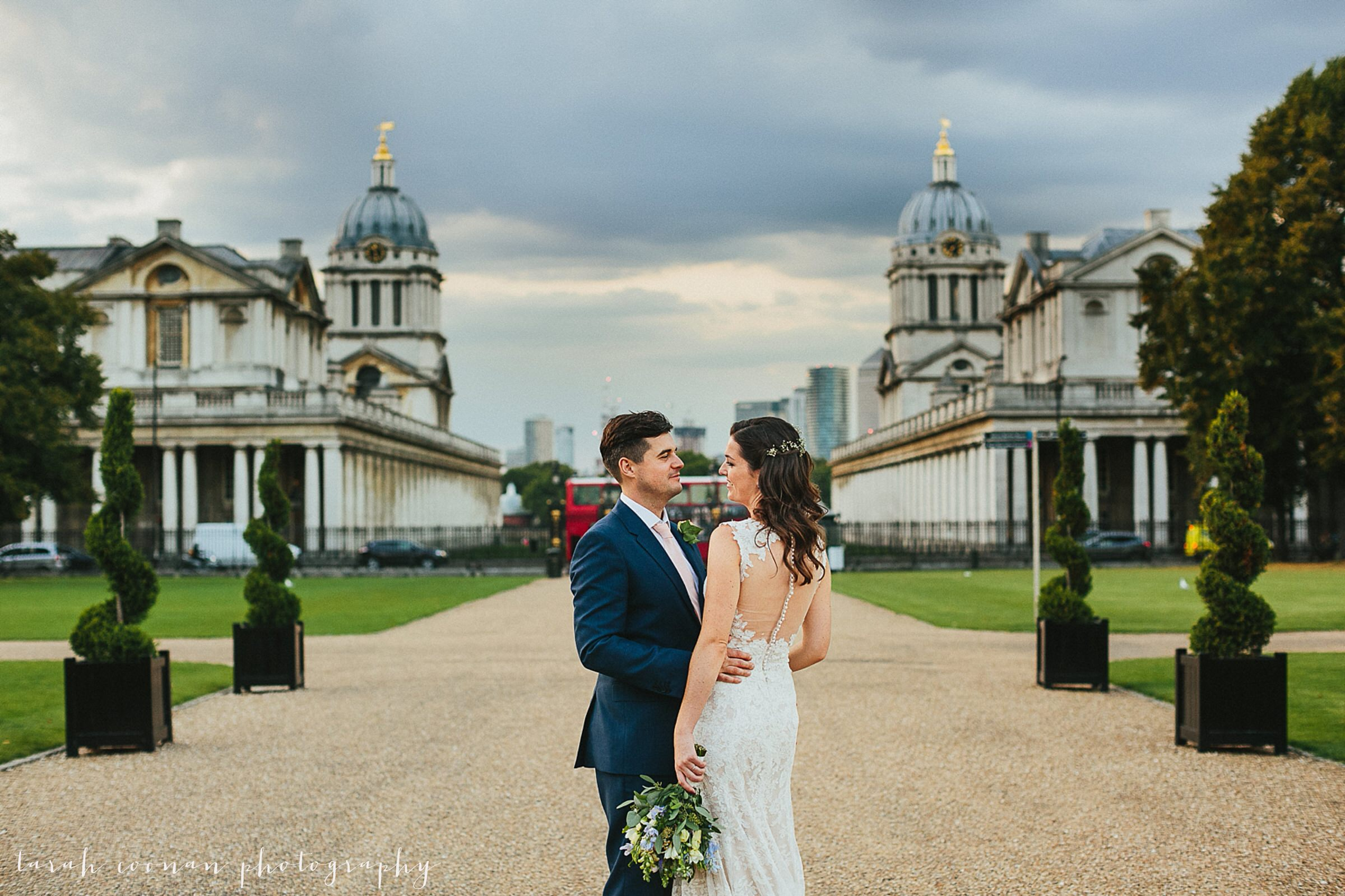 Queens House wedding Greenwich - Rachel & Nick