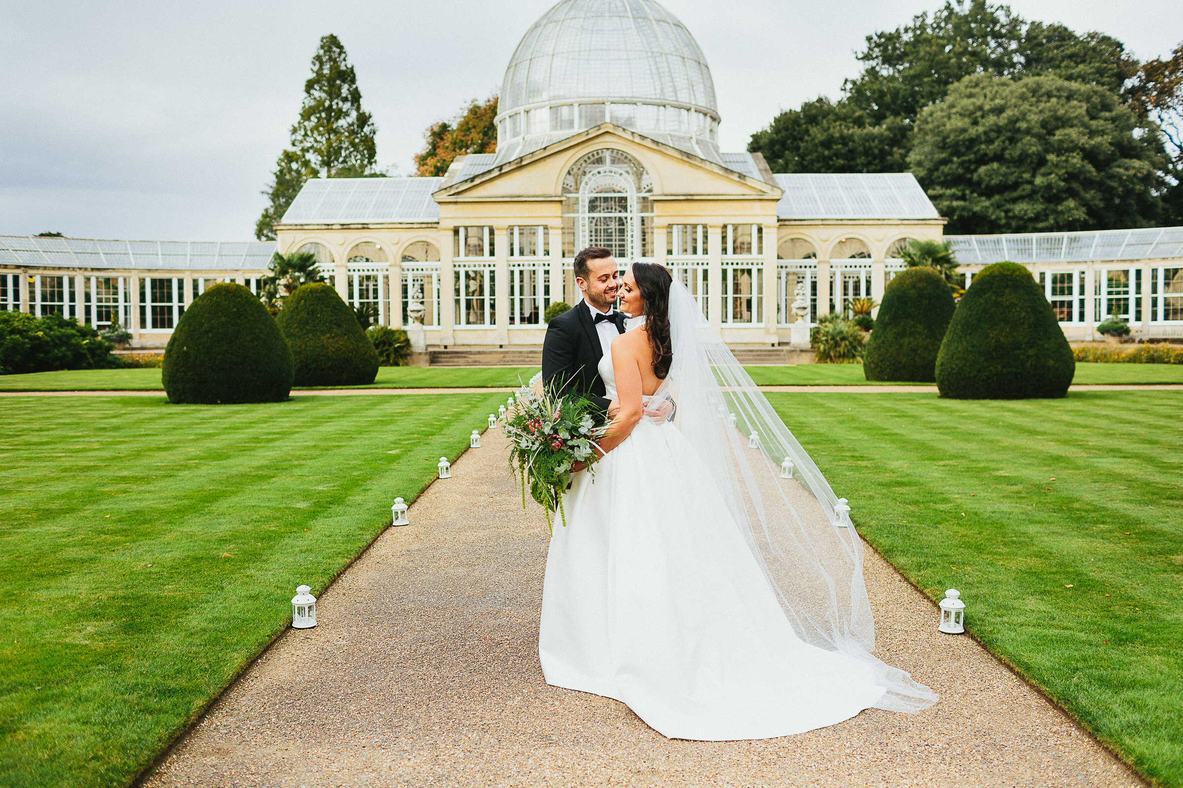 syon conservatory wedding