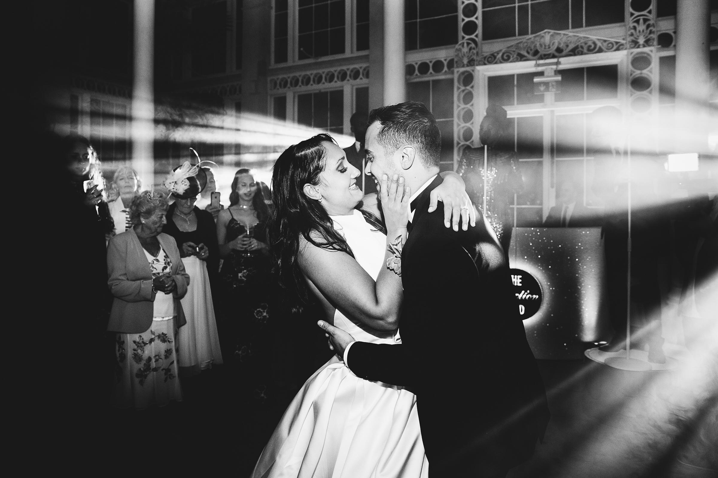 Syon Park wedding - Natalie & Dan