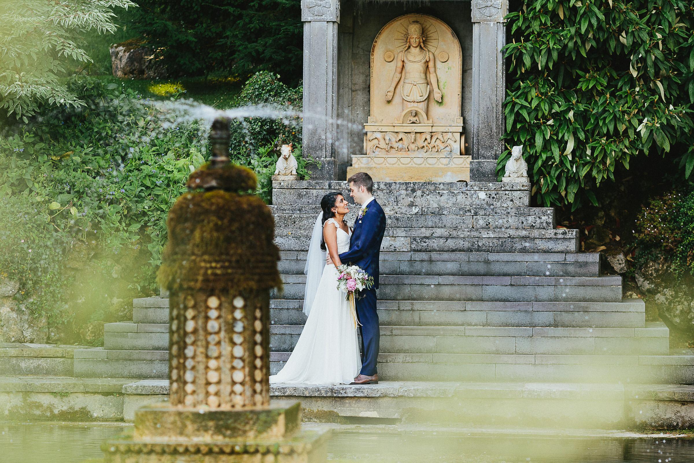 Sezincote Wedding - Simon & Roshni