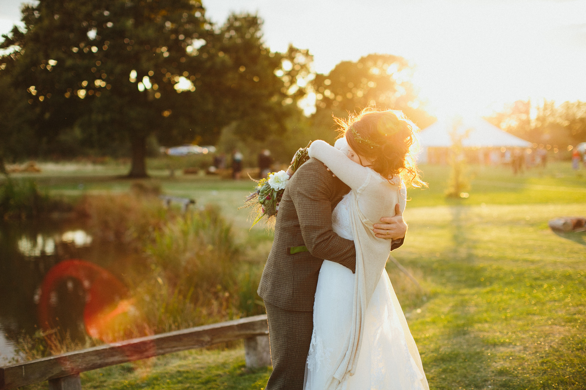 farm wedding kent