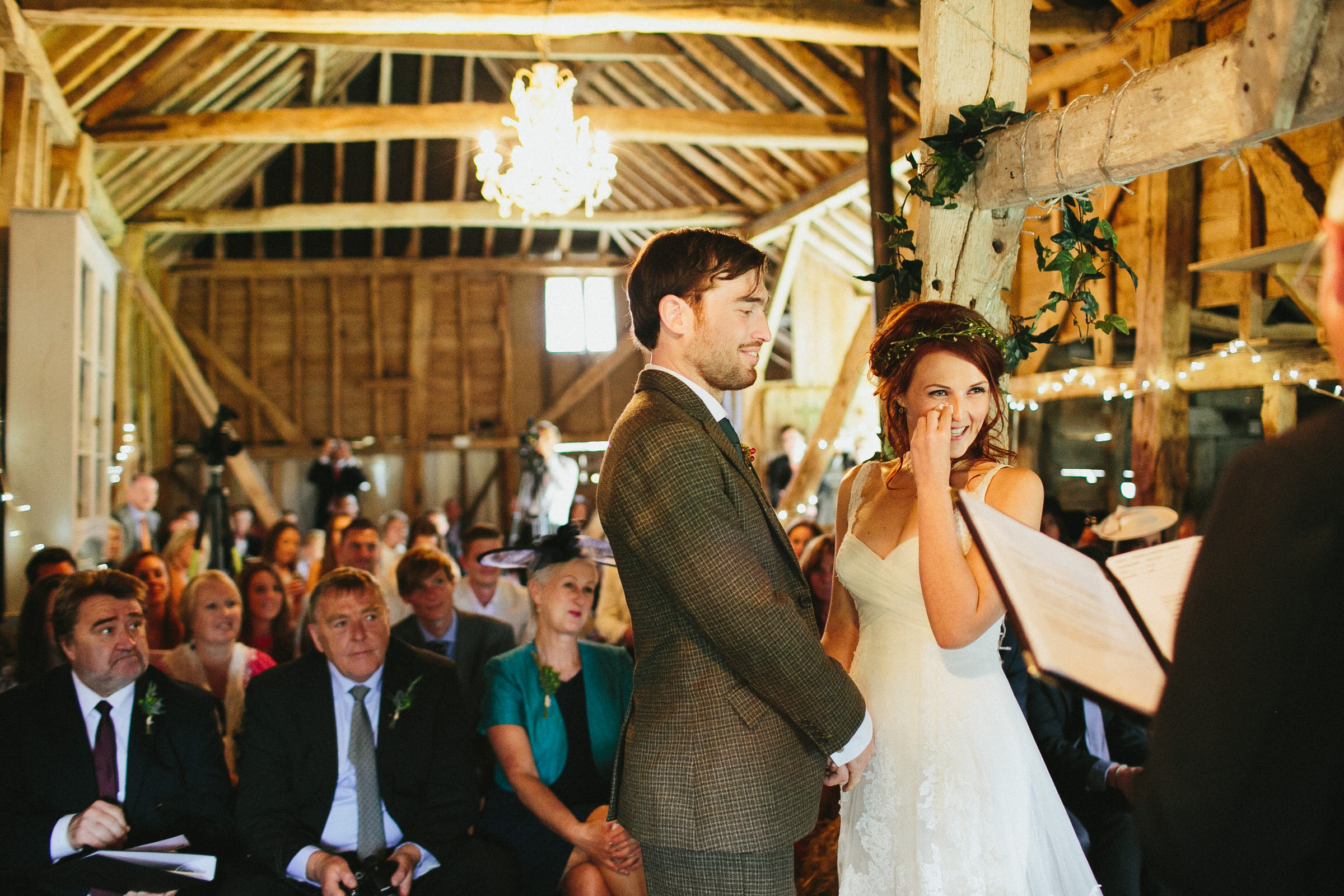 kent barn wedding