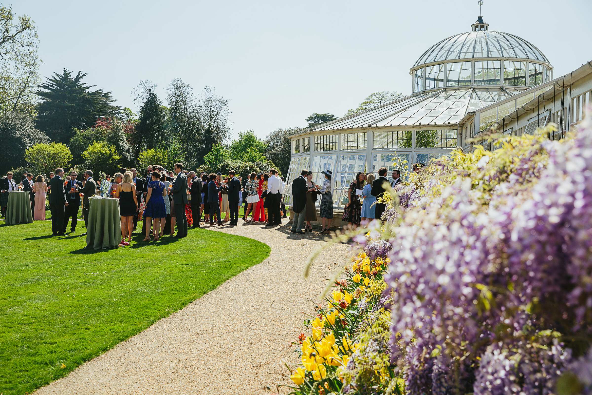 Chiswick House conservatory
