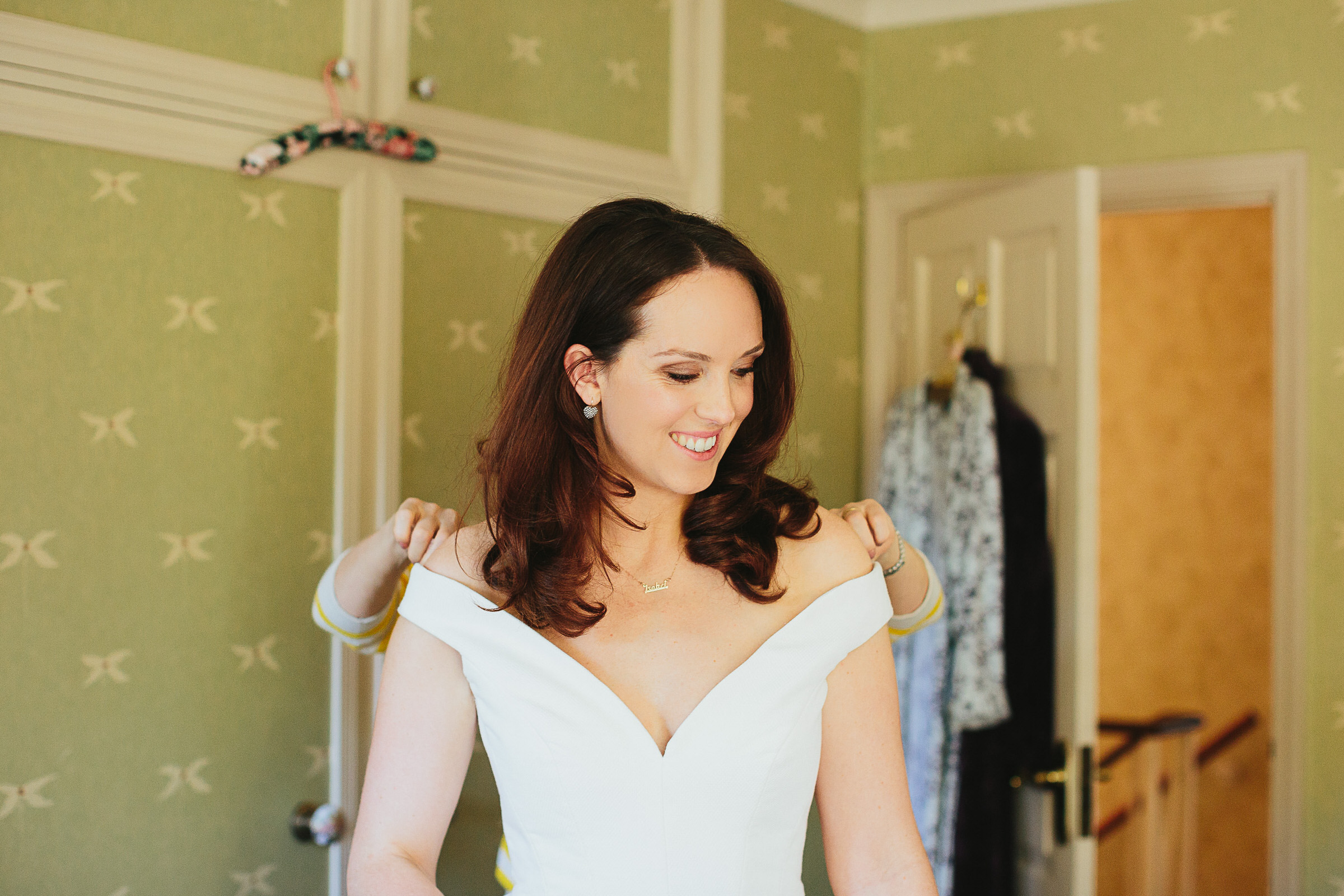 Chiswick House wedding - Isobel & John