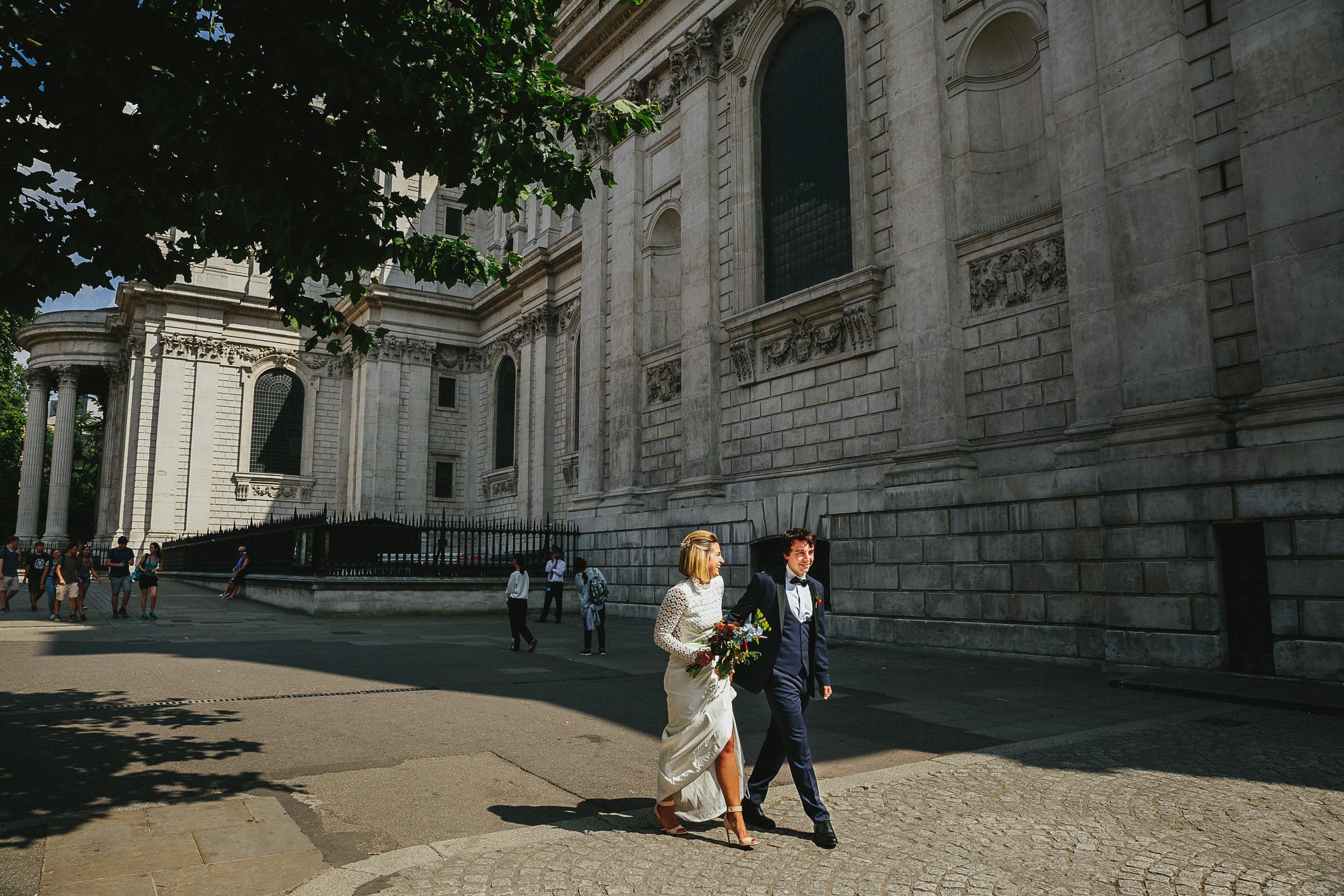 Peasant Pub wedding - Danielle & Patrick