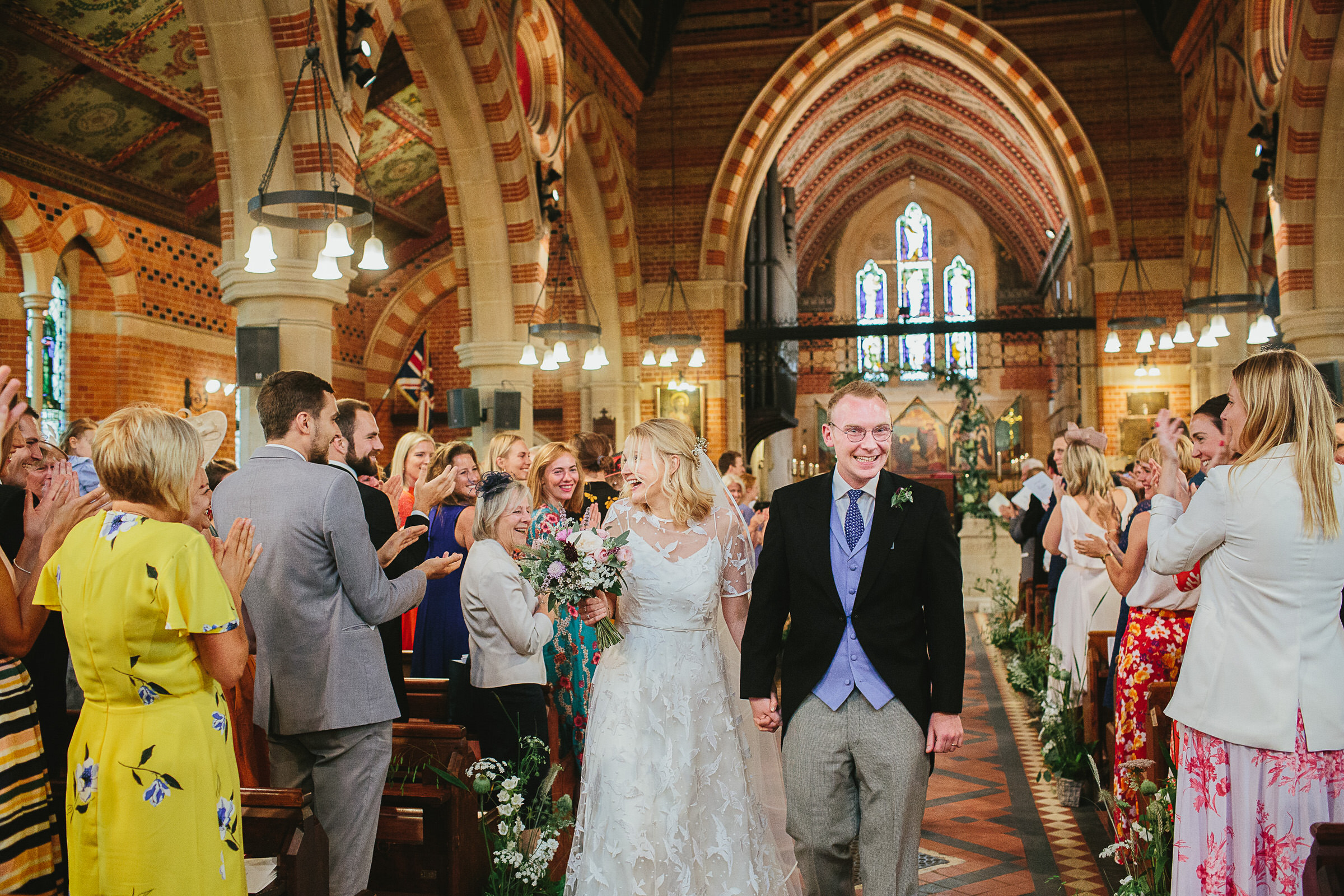 putney church wedding