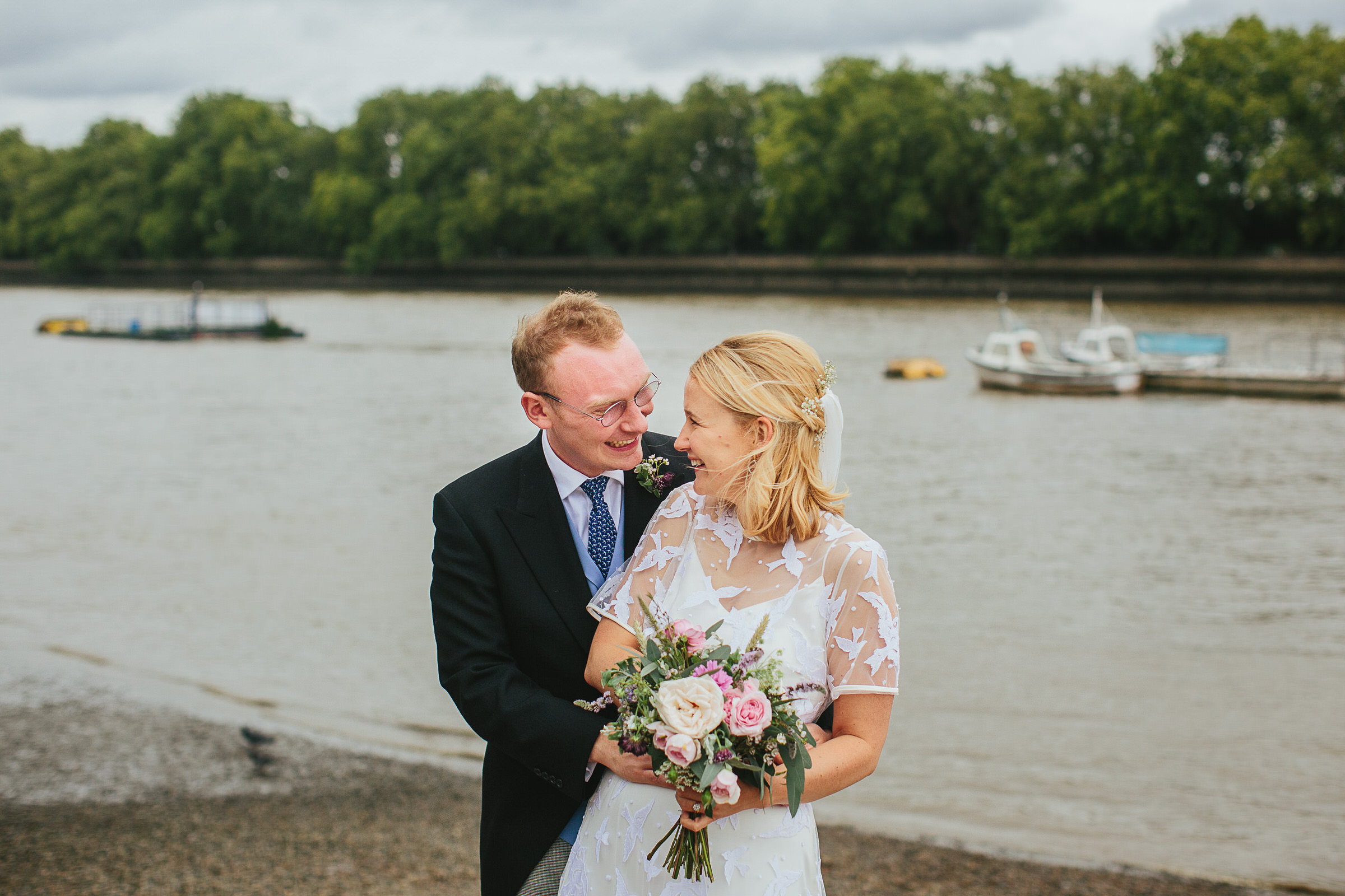 Thames Rowing Club - Harriet & James