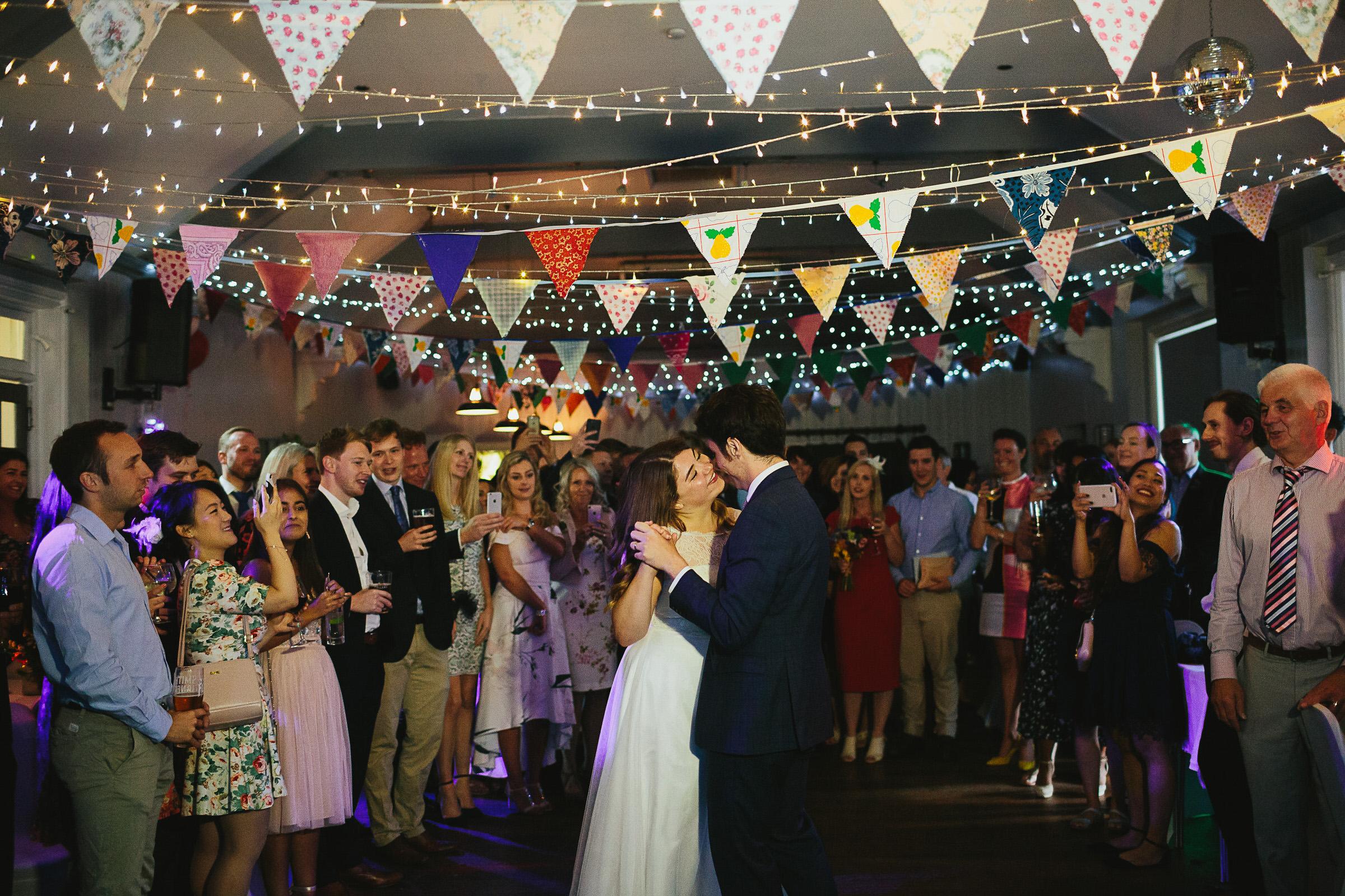 Turks Head pub wedding