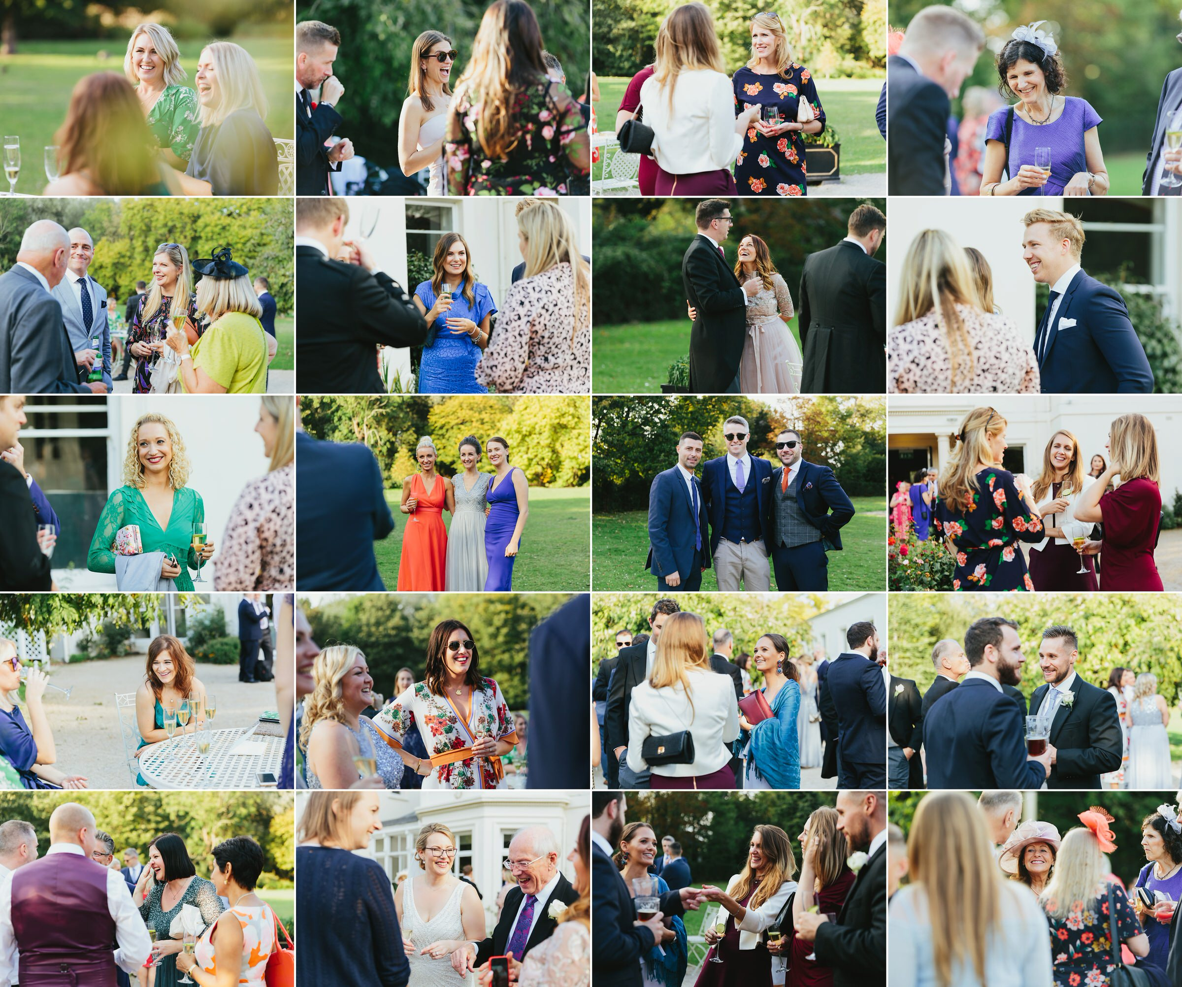 Morden Hall wedding - Natalie & Nick