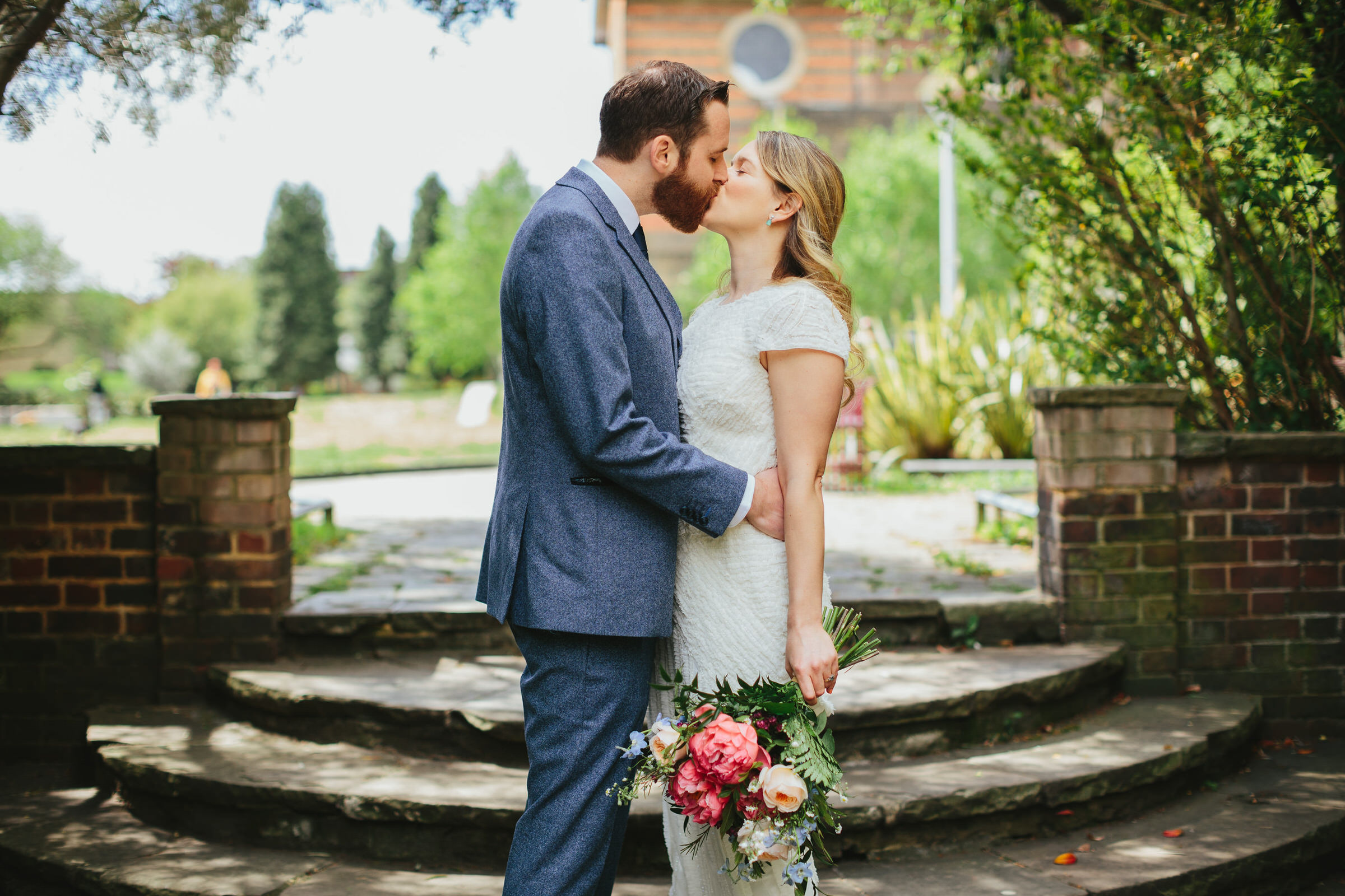 Peasant Pub Wedding - Gary & Leonie