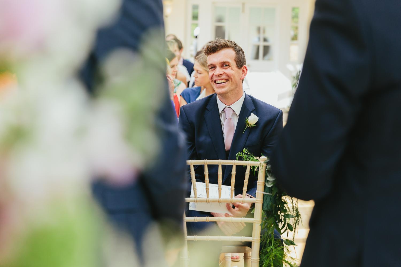 Pembroke Lodge wedding - Chrissie & James