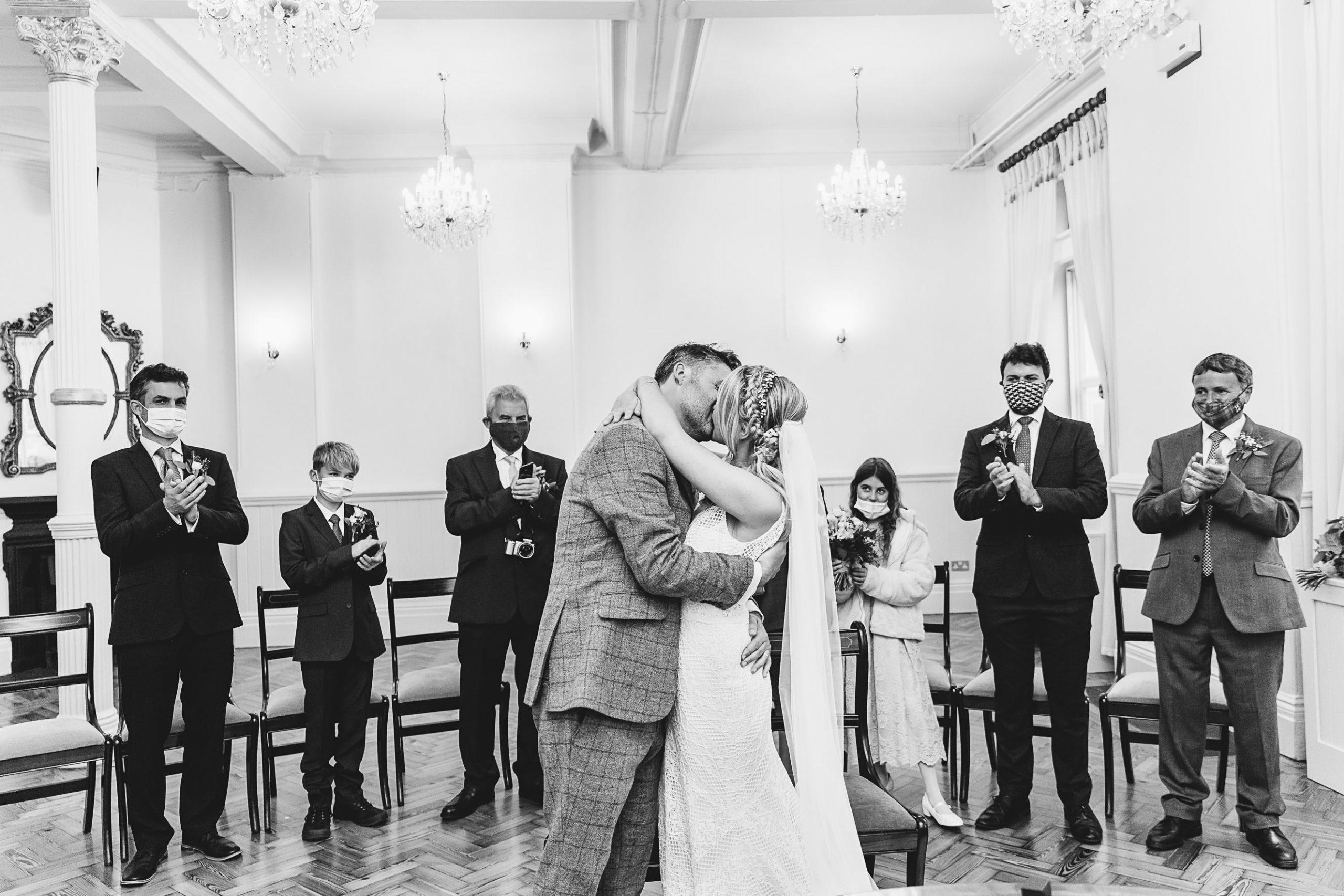 Emily & Simon's Brighton Wedding