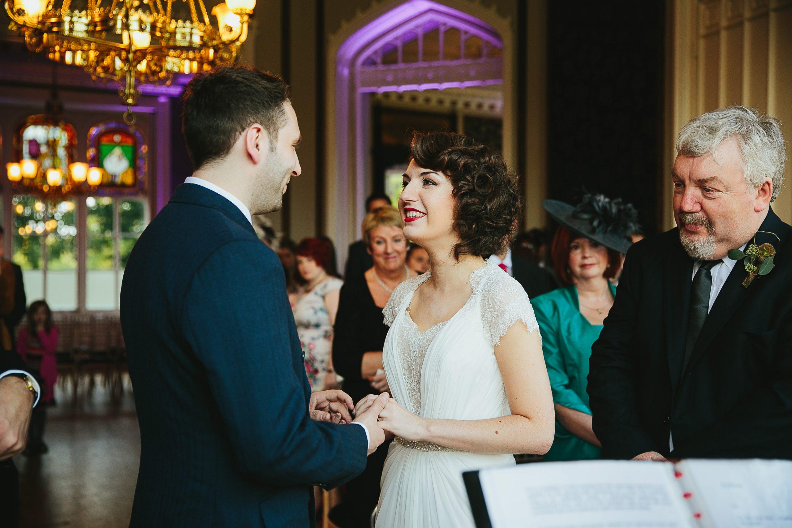Nonsuch Mansion wedding - Fiona & Pete