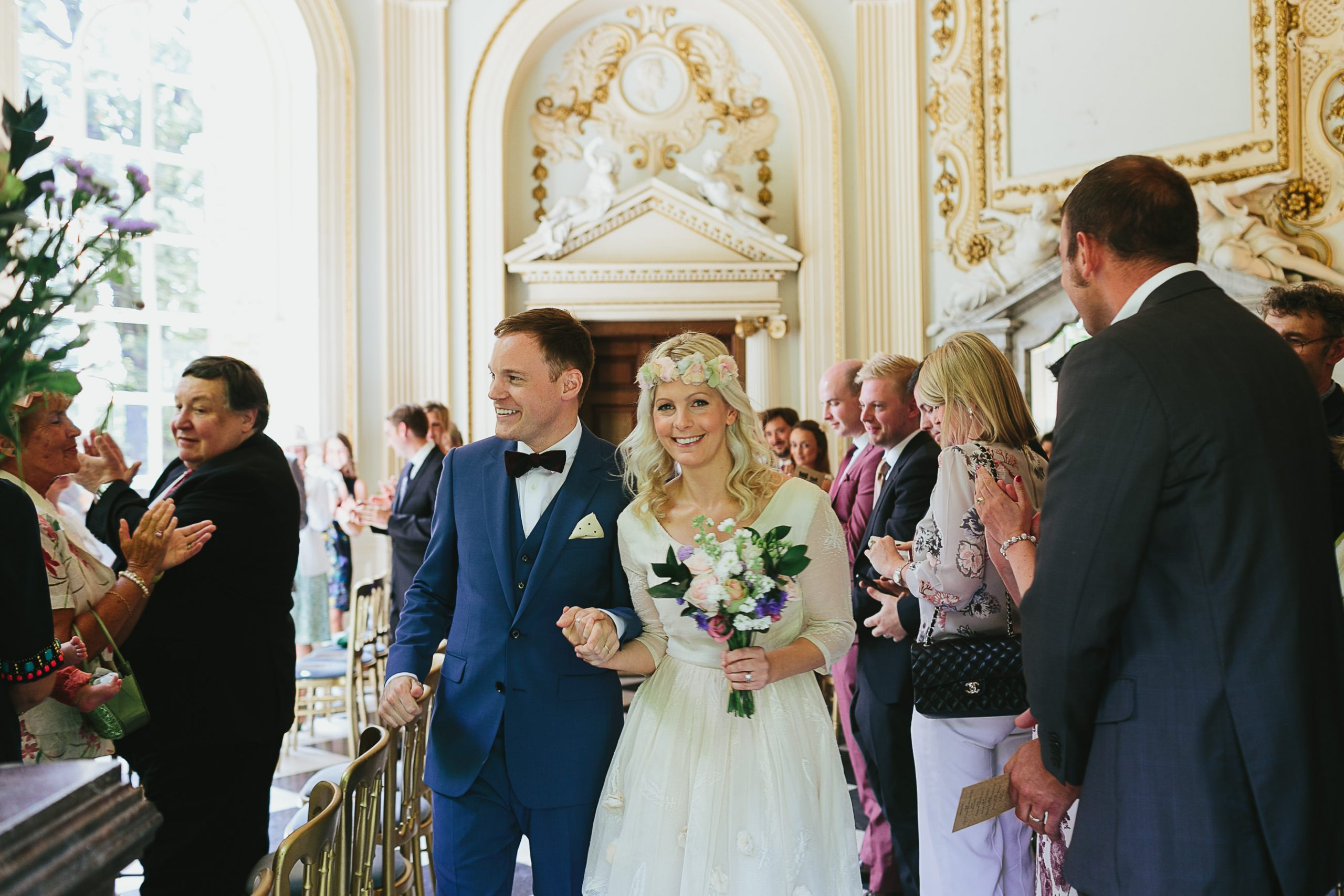 orleans house gallery ceremony