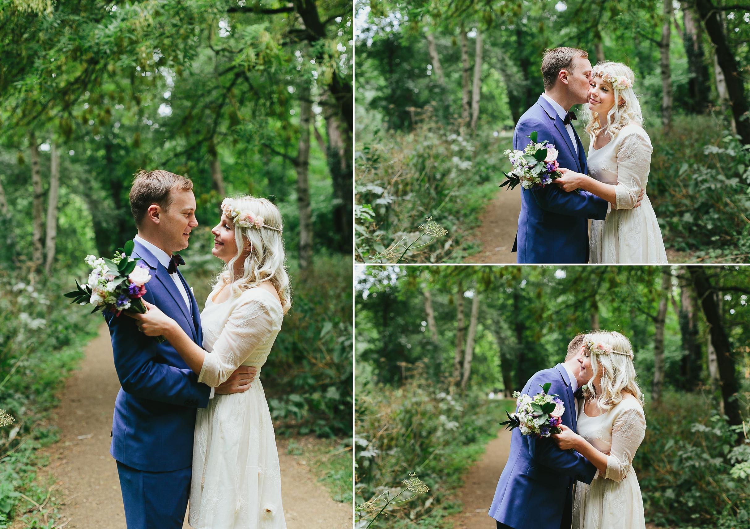 Orleans House Gallery wedding - Lexi & Matt