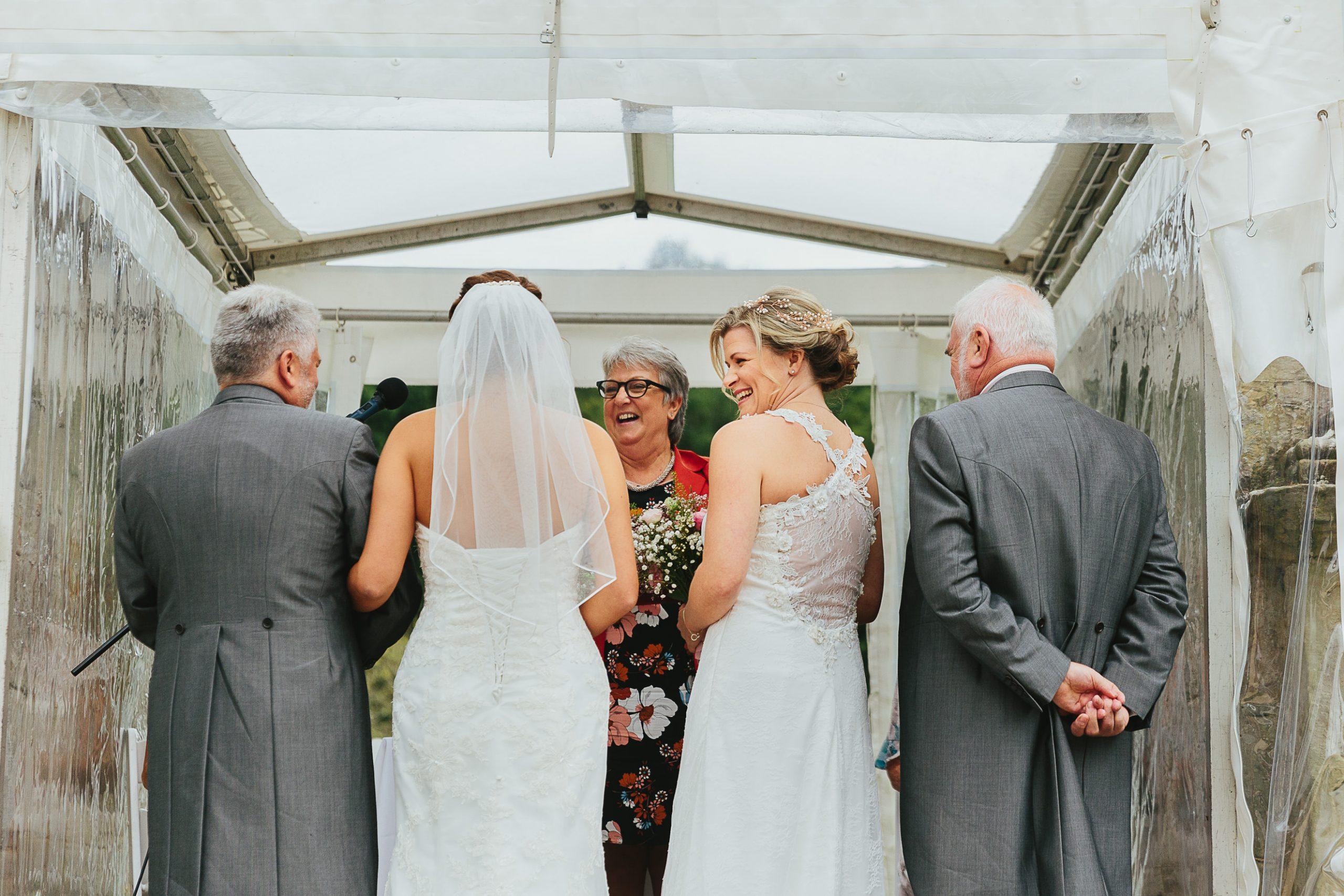 Slaugham Place Wedding - Emma & Liz