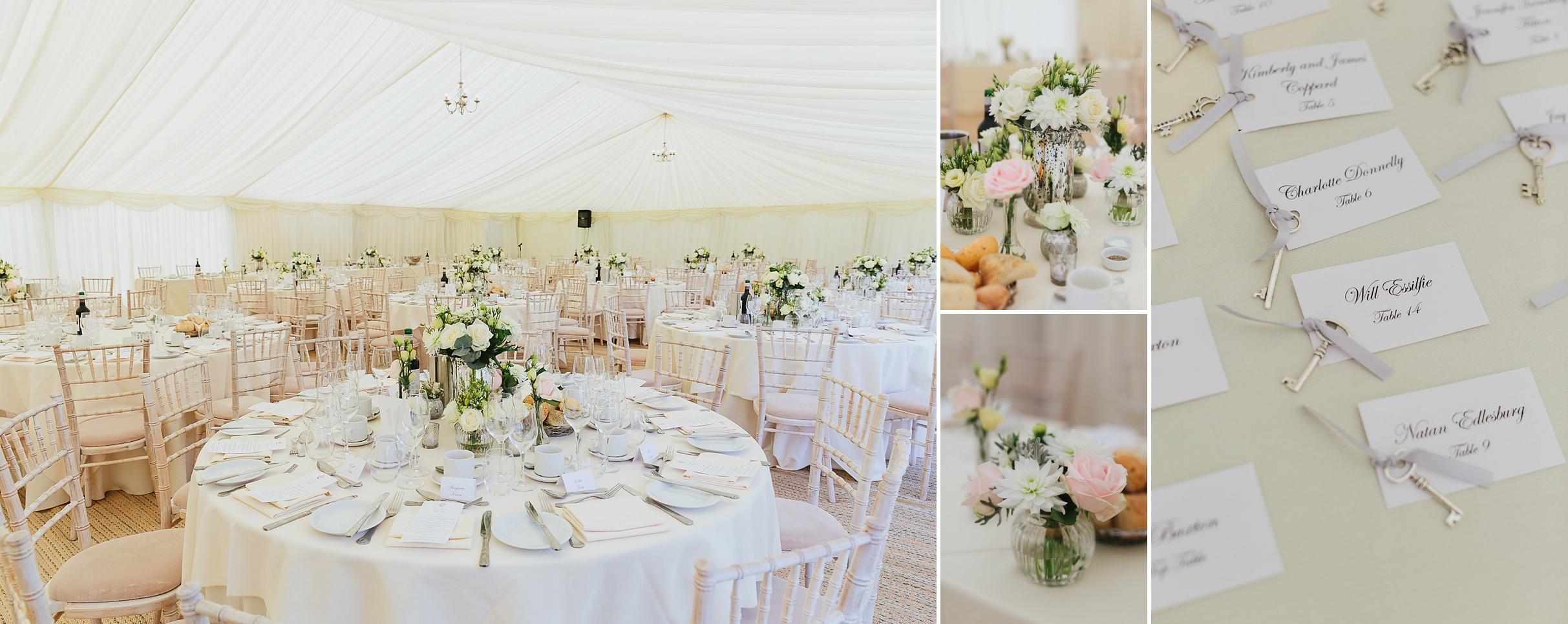 sussex marquee wedding