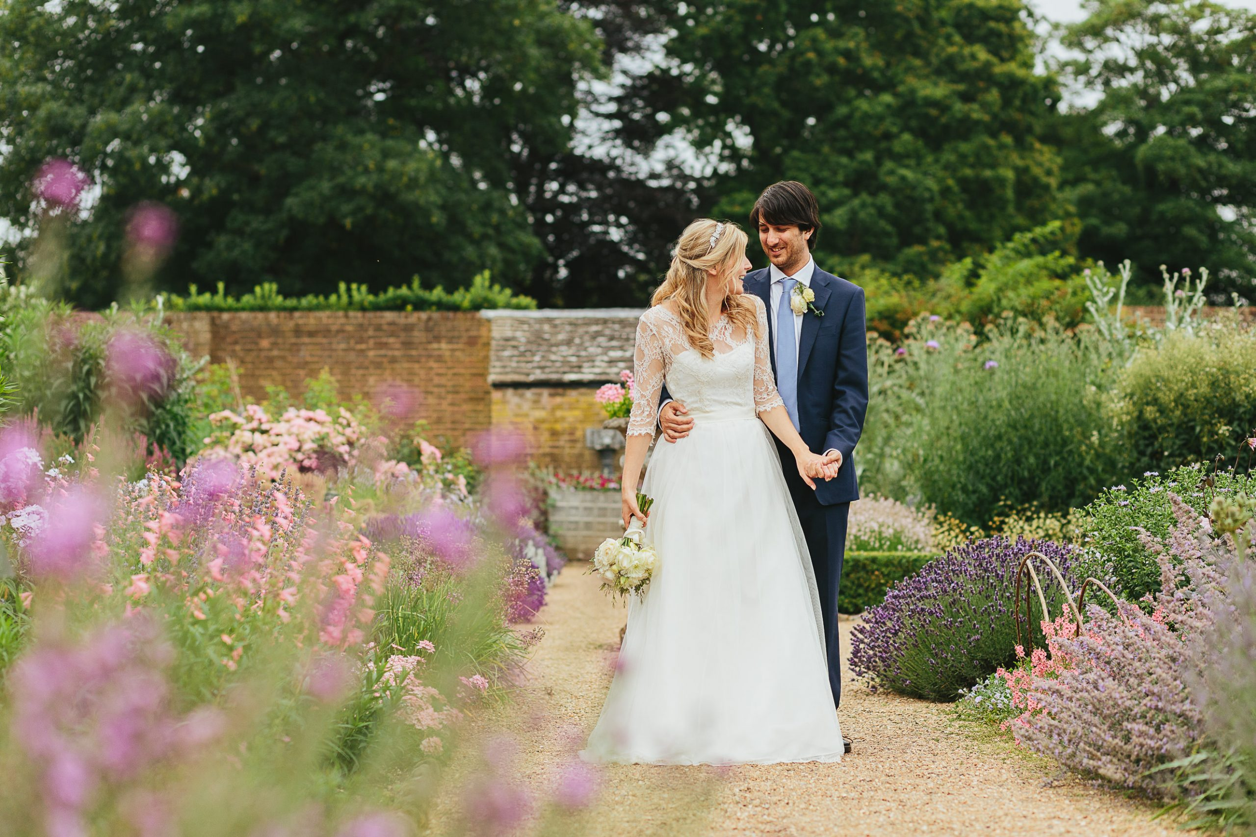 Wakehurst Place wedding - Kate & Darren