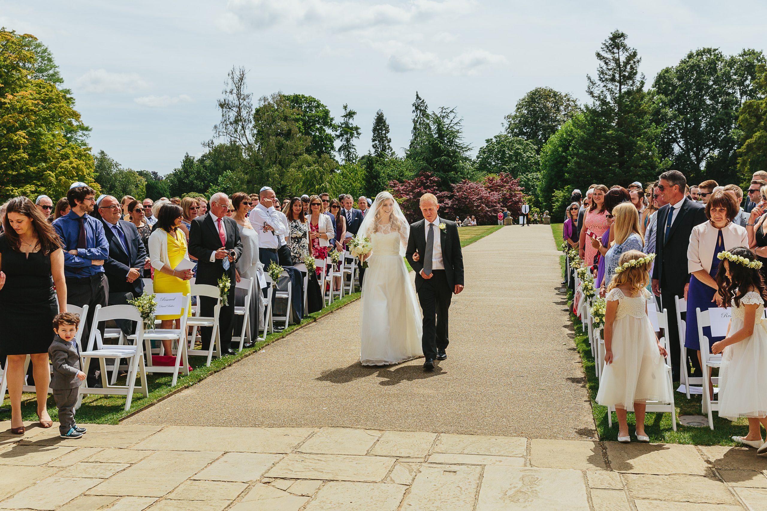 Wakehurst Place wedding - Kate & Darren
