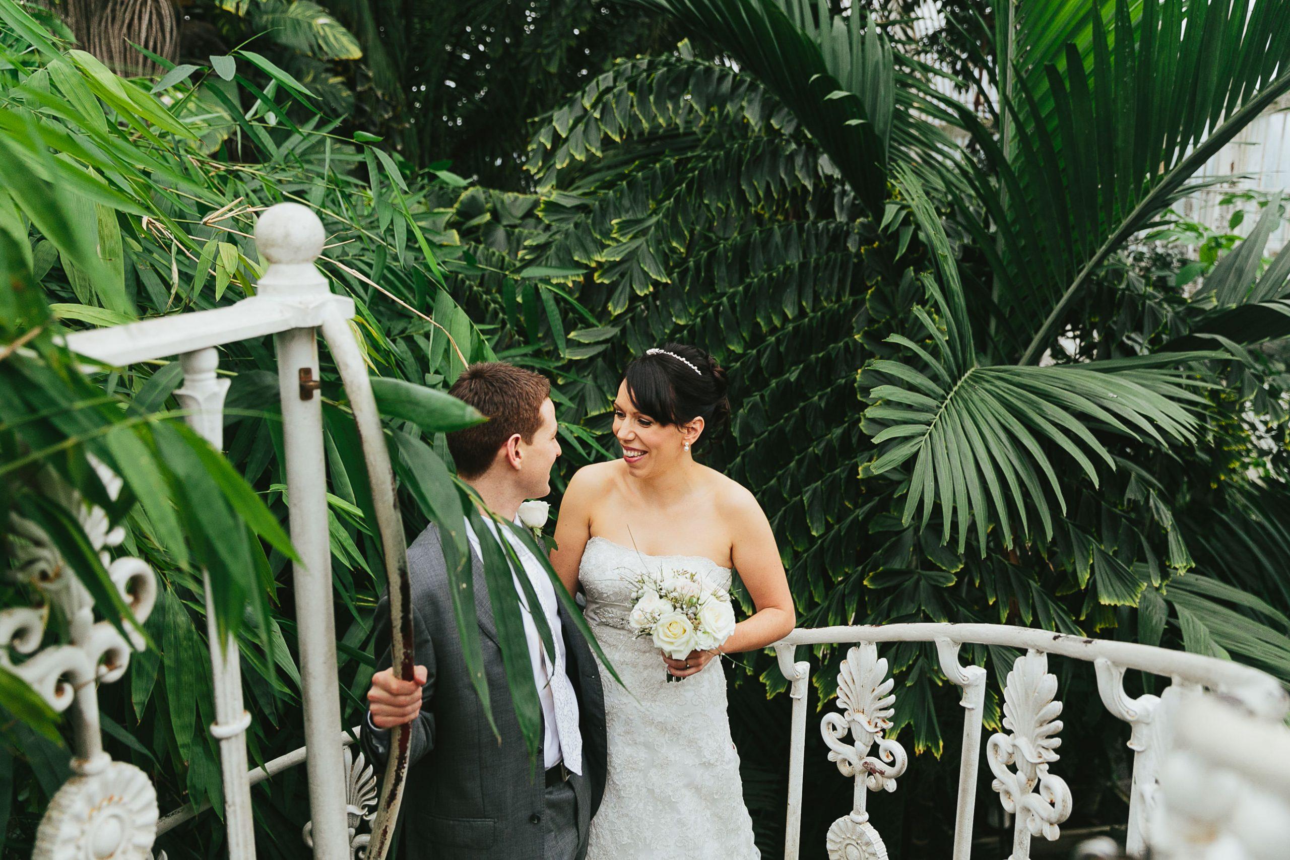 Kew Gardens Wedding - Louise & Paul