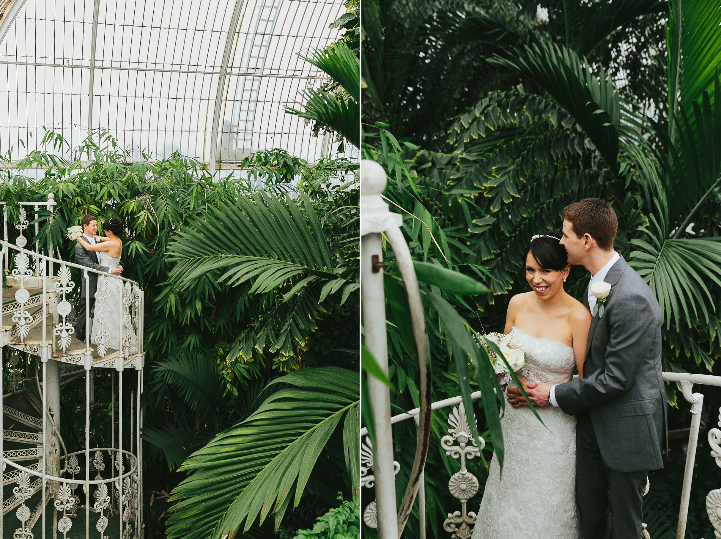 temperate house wedding
