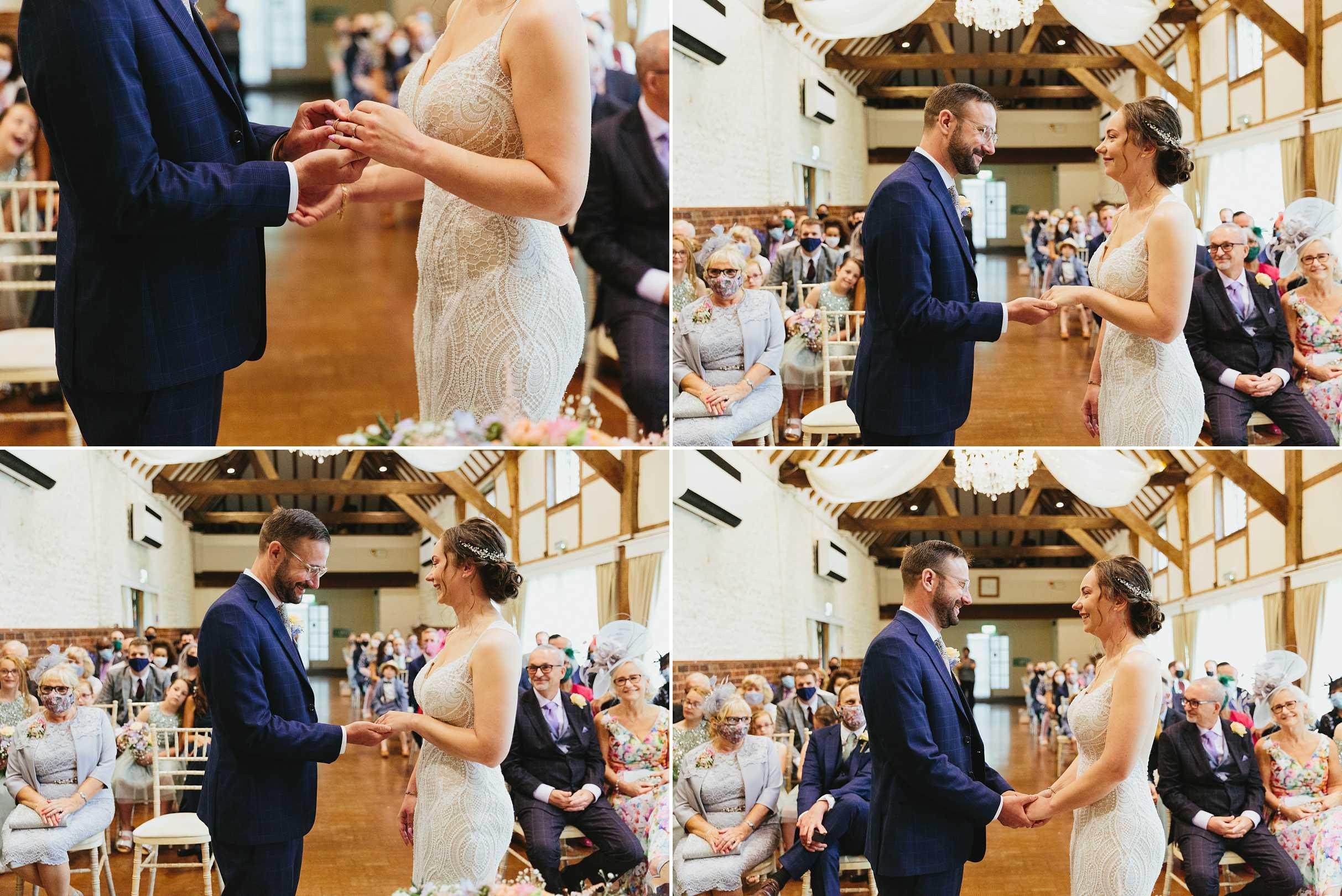 field place worthing wedding