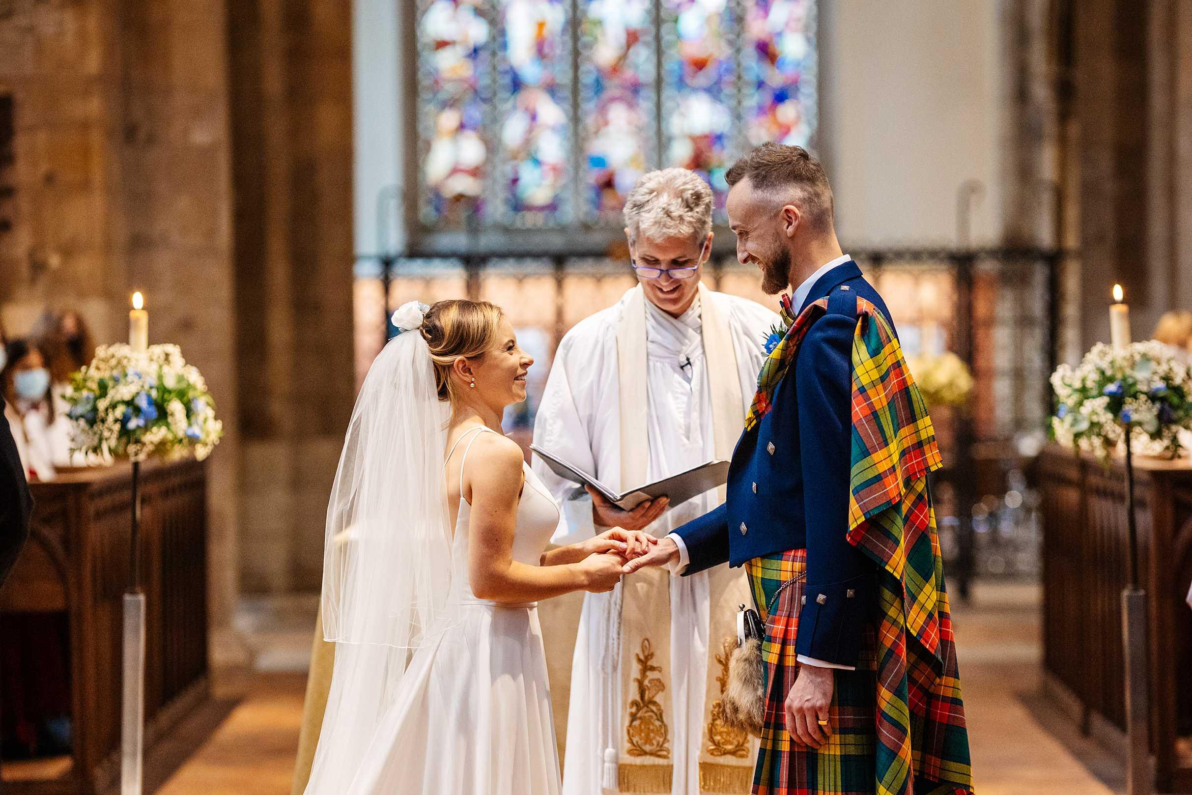 all saints kingston wedding
