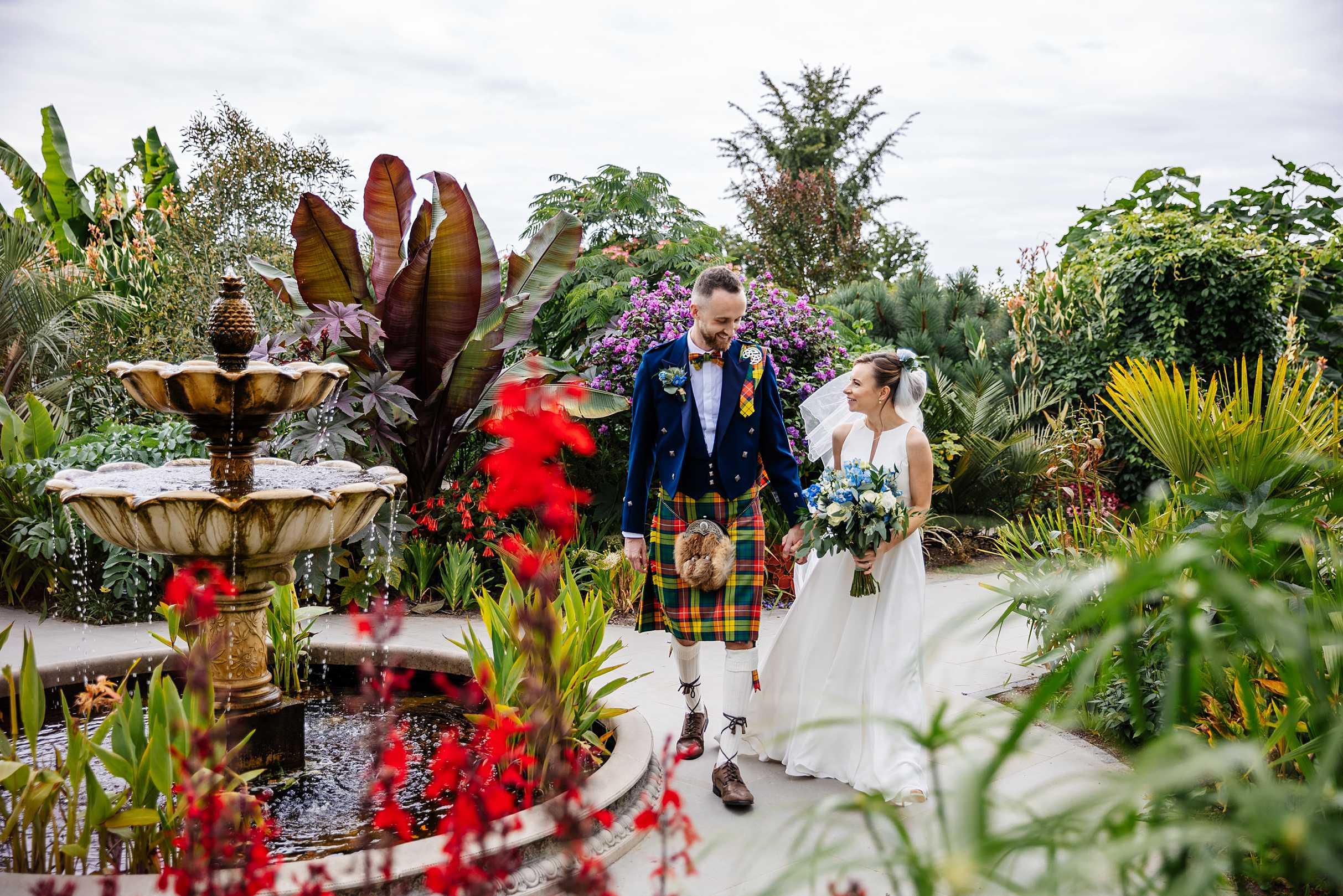 rhs wisley exotic garden