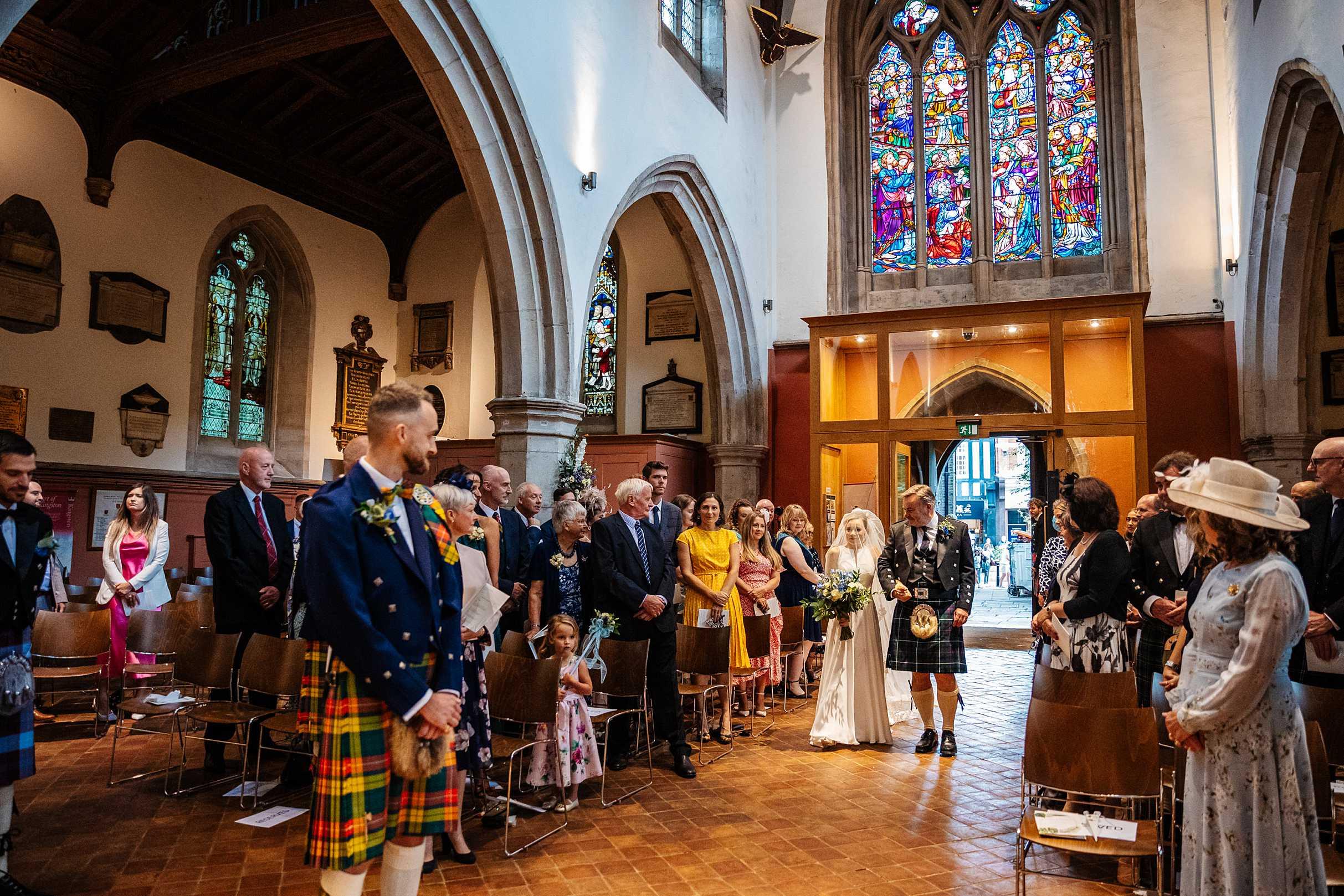 all saints church kingston
